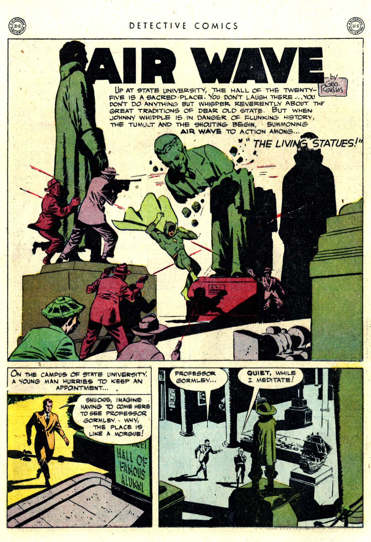 Read online Detective Comics (1937) comic -  Issue #100 - 16