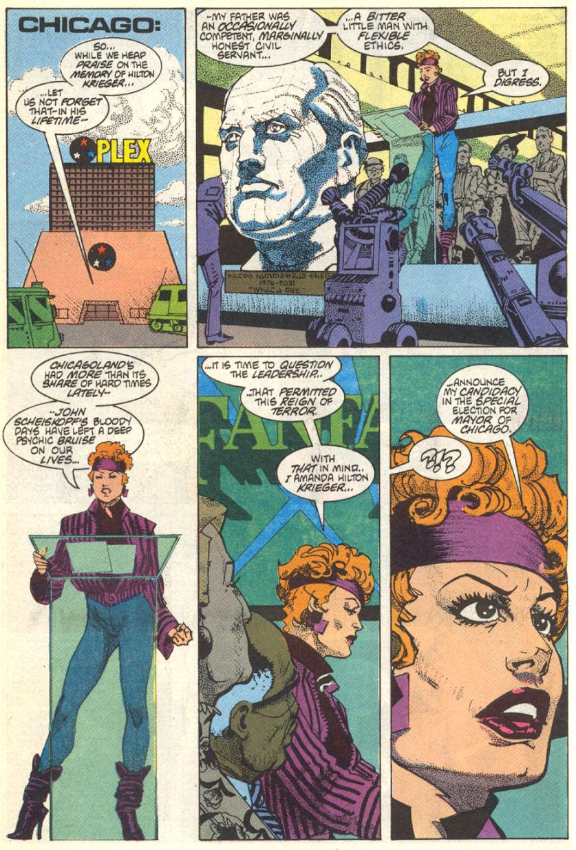 American Flagg! issue 16 - Page 11