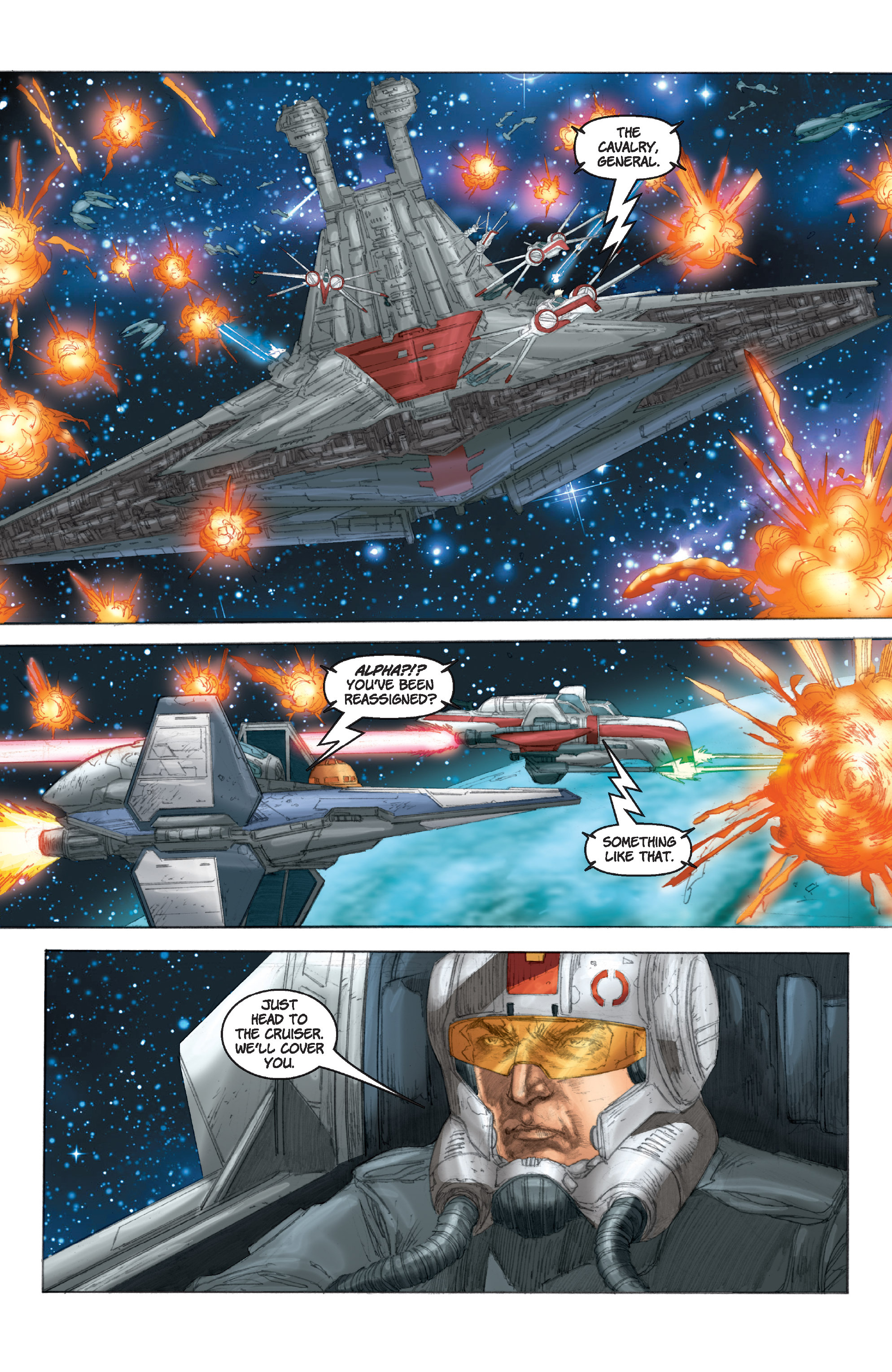 Read online Star Wars Omnibus comic -  Issue # Vol. 26 - 140