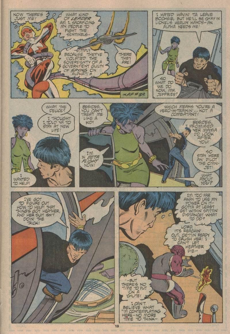Read online Alpha Flight (1983) comic -  Issue #43 - 20