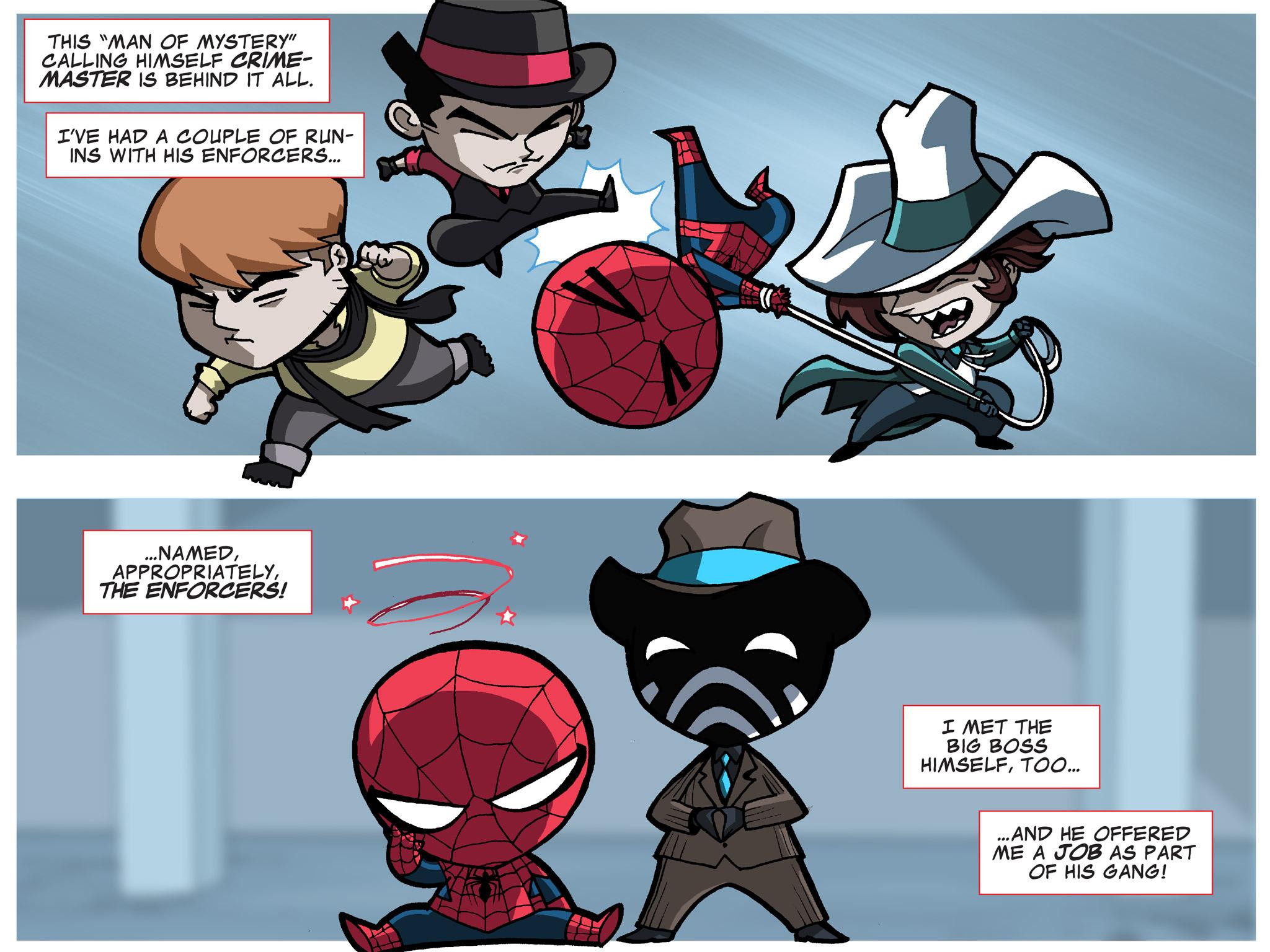 Read online Ultimate Spider-Man (Infinite Comics) (2015) comic -  Issue #17 - 9