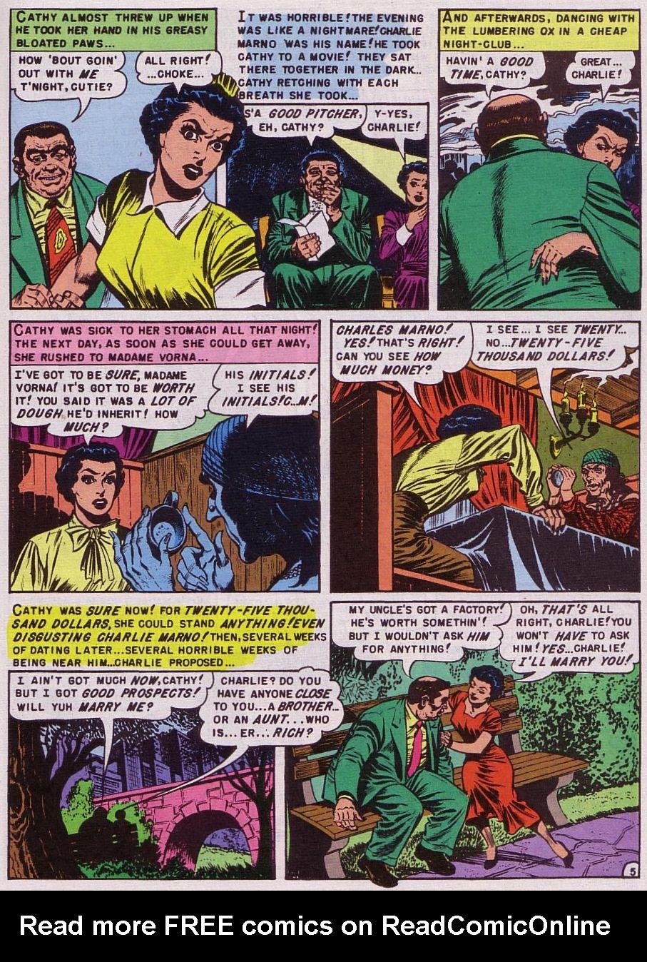 Read online Shock SuspenStories comic -  Issue #6 - 6