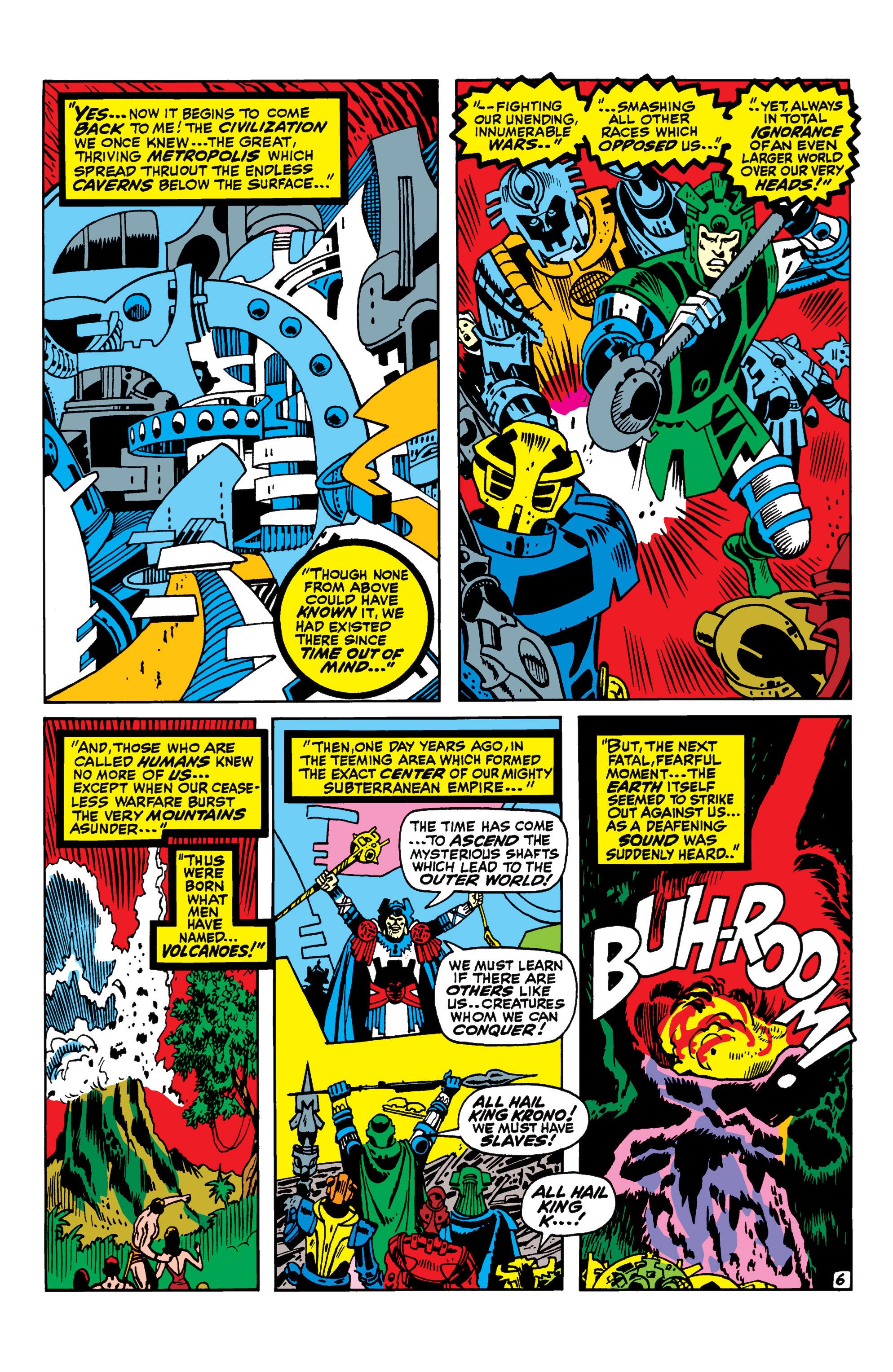 Read online Uncanny X-Men (1963) comic -  Issue #41 - 7