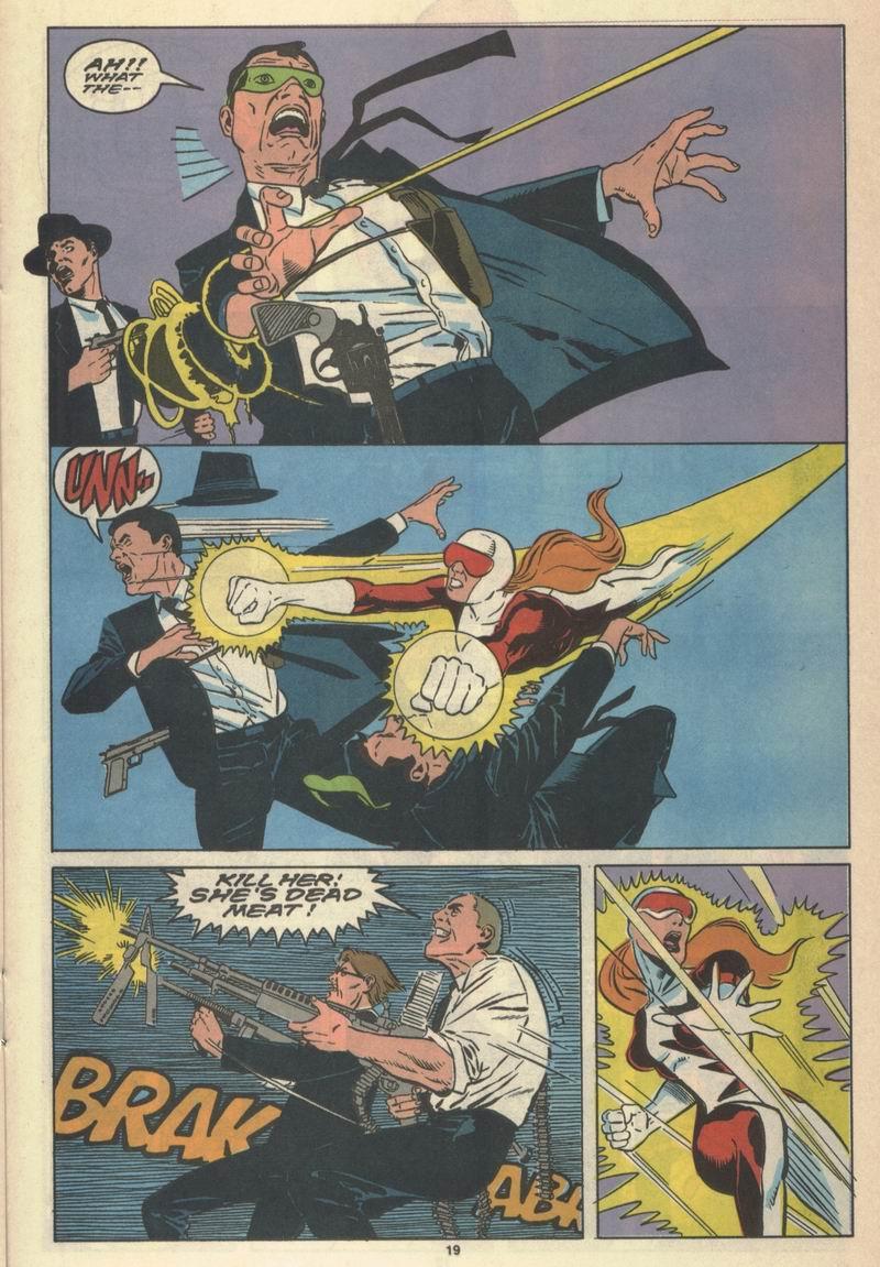 Read online Alpha Flight (1983) comic -  Issue #77 - 21