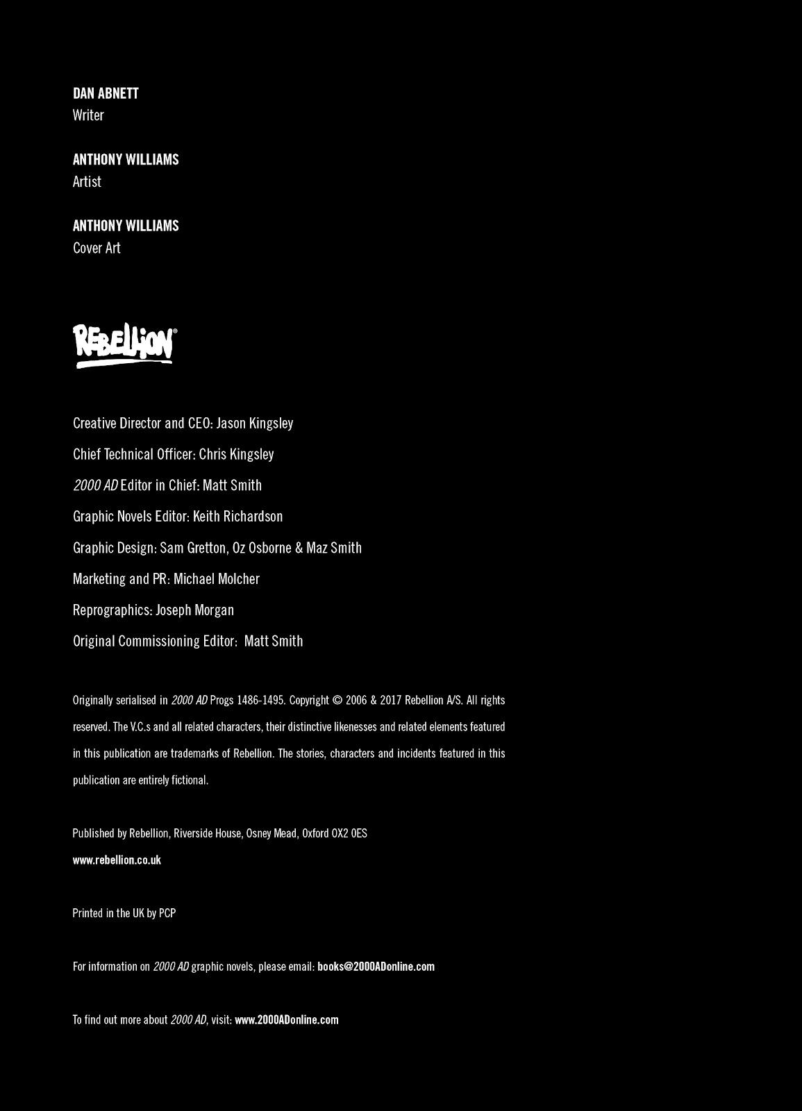 Judge Dredd Megazine (Vol. 5) Issue #381 #180 - English 65