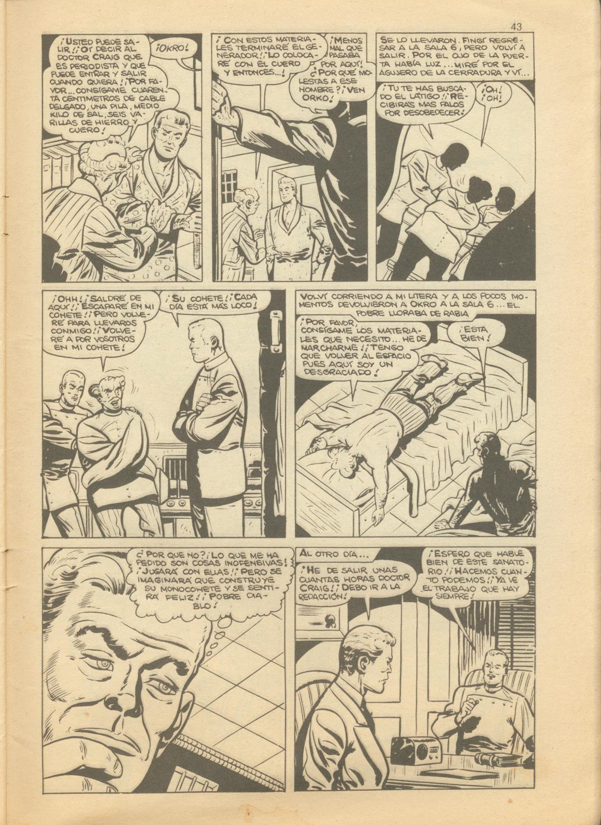 Read online Adventures into Weird Worlds comic -  Issue #1 - 11