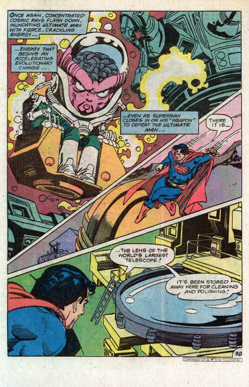 Read online Superman Special (1983) comic -  Issue #1 - 44