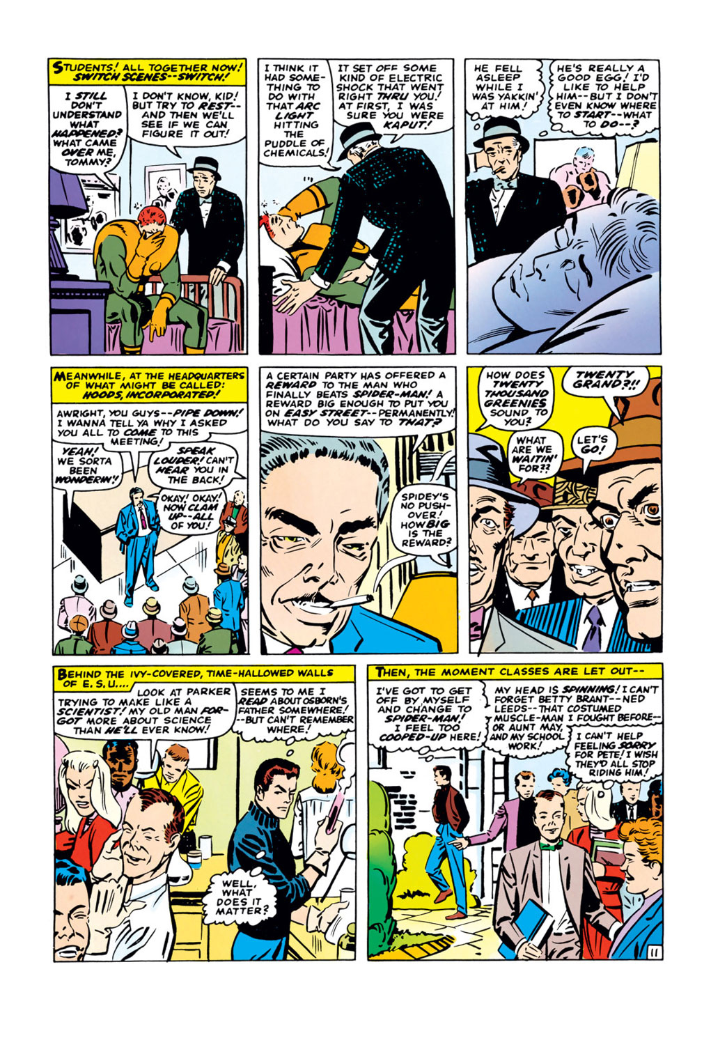 The Amazing Spider-Man (1963) 38 Page 11