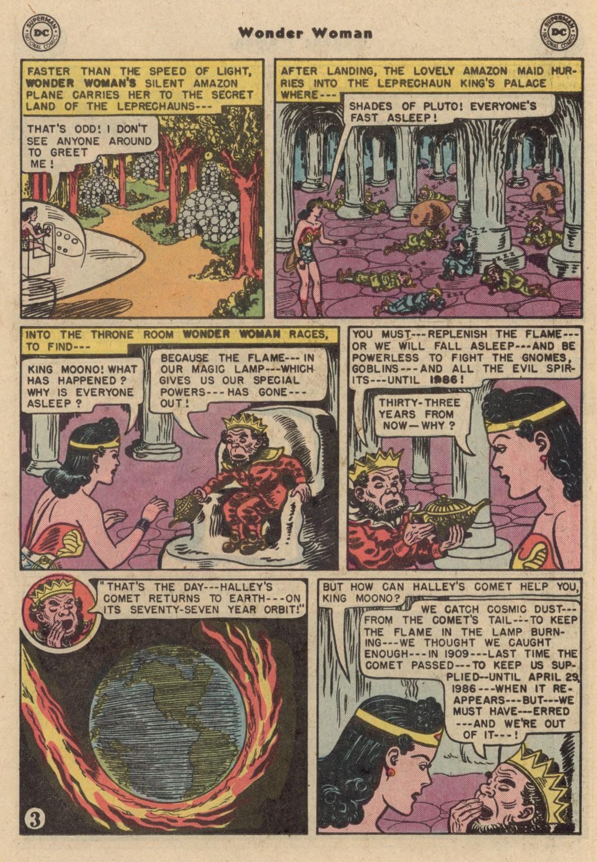Read online Wonder Woman (1942) comic -  Issue #62 - 13