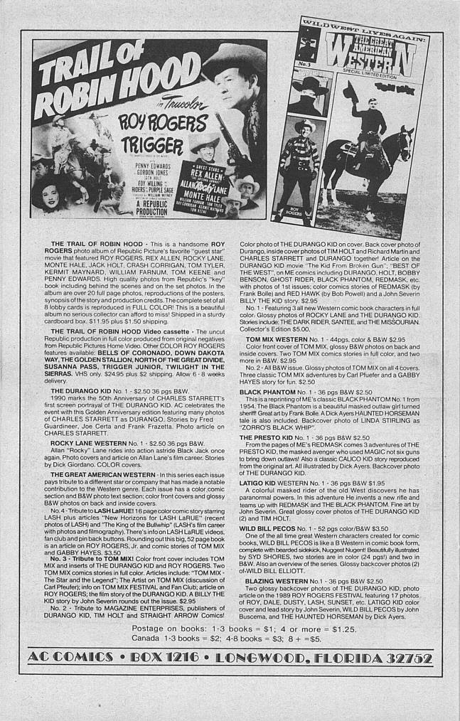 Read online Roy Rogers comic -  Issue #1 - 27
