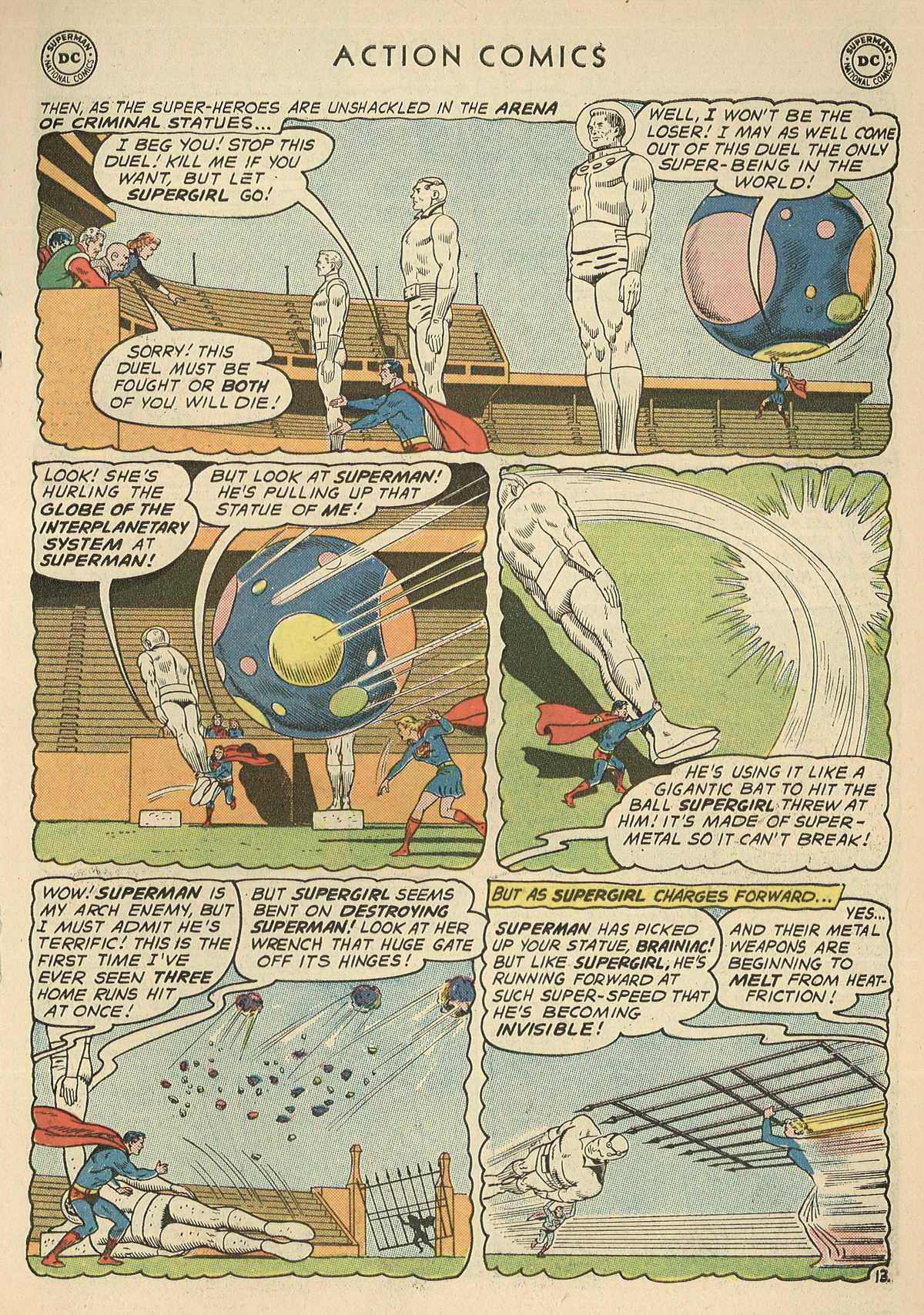 Read online Action Comics (1938) comic -  Issue #286 - 15