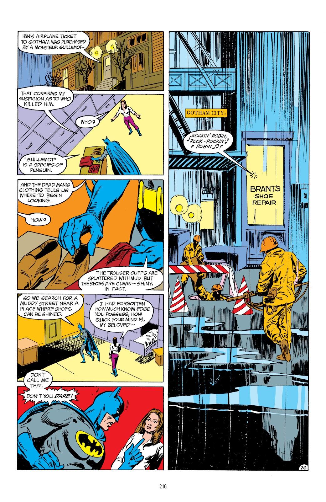 Read online Detective Comics (1937) comic -  Issue # _TPB Batman - The Dark Knight Detective 2 (Part 3) - 18
