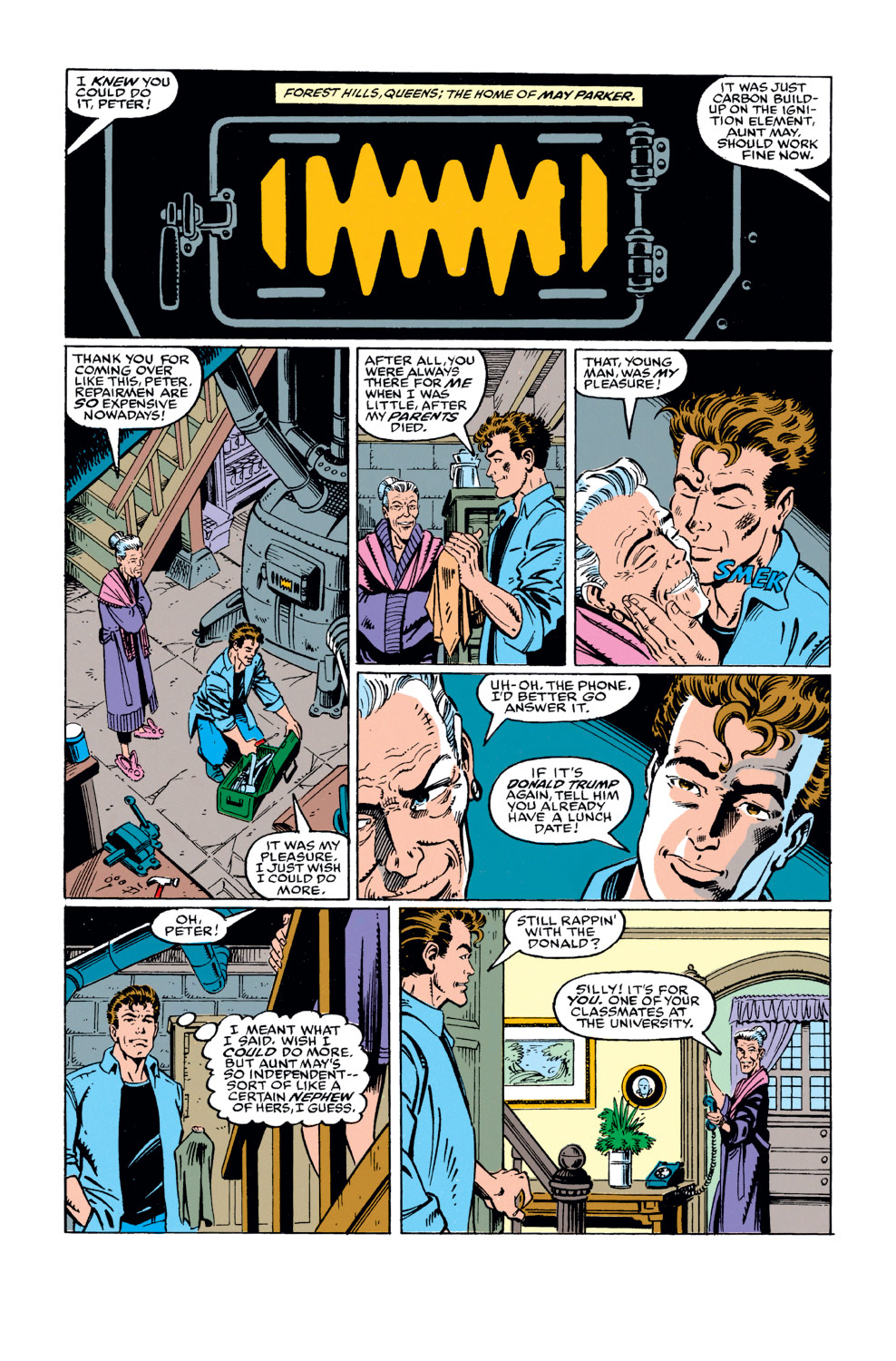 The Amazing Spider-Man (1963) 361 Page 4