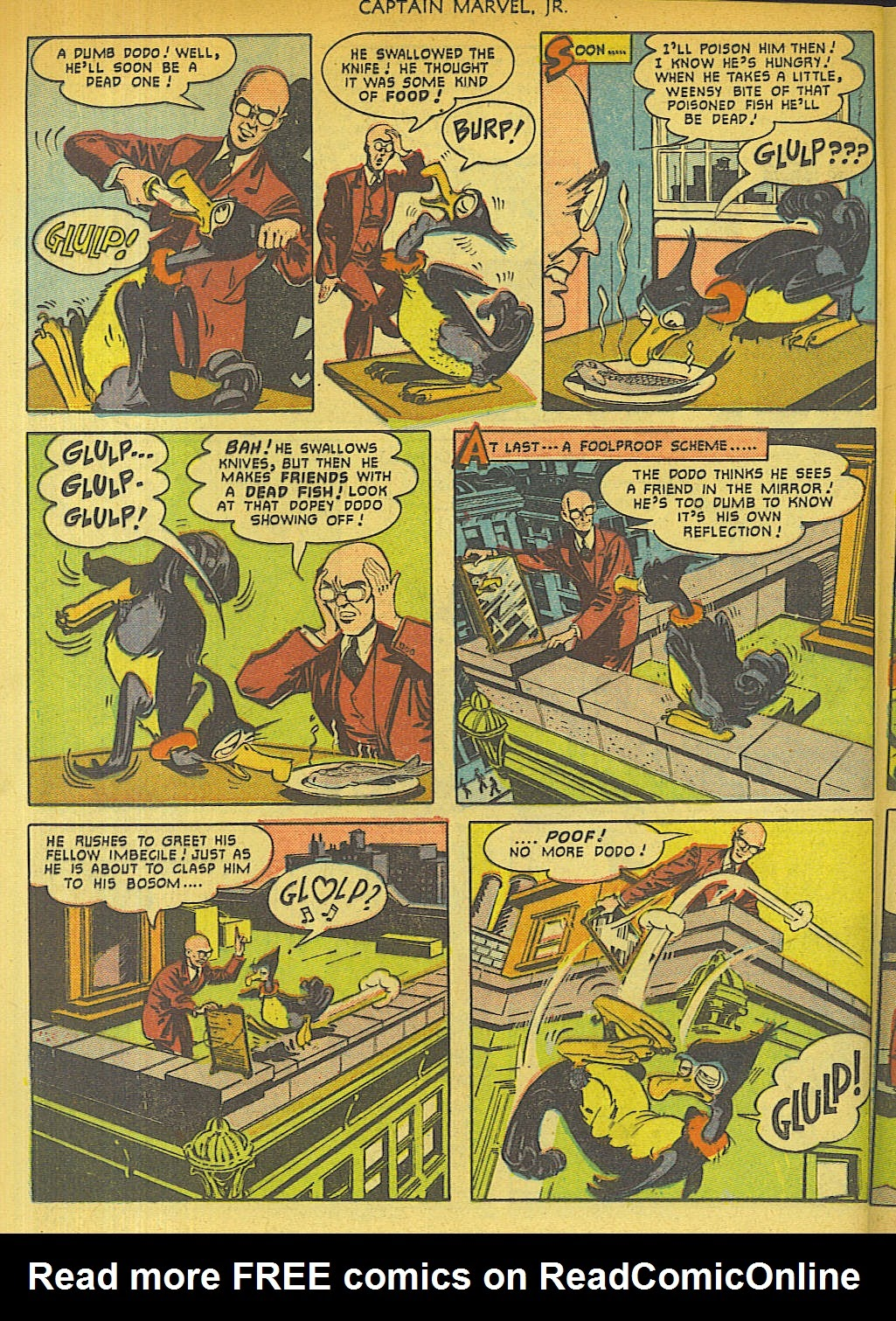 Captain Marvel, Jr. issue 96 - Page 40