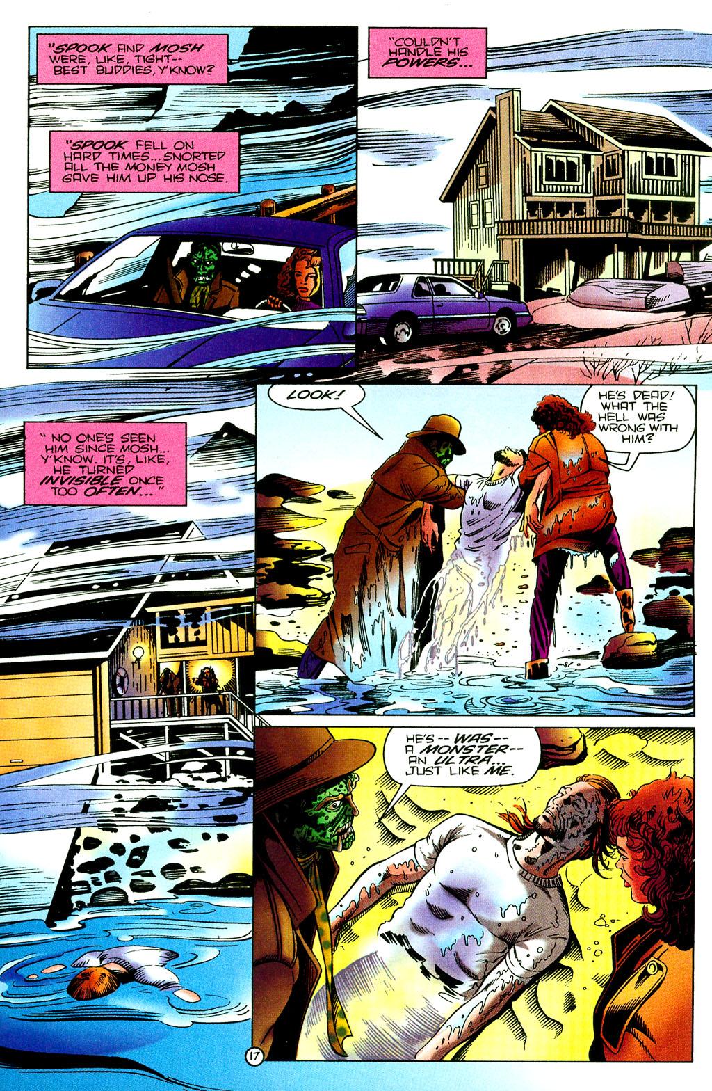 Read online UltraForce (1994) comic -  Issue #7 - 18
