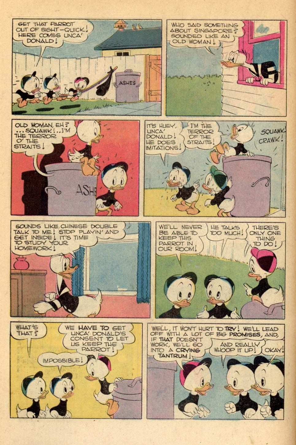 Walt Disney's Comics and Stories issue 420 - Page 6