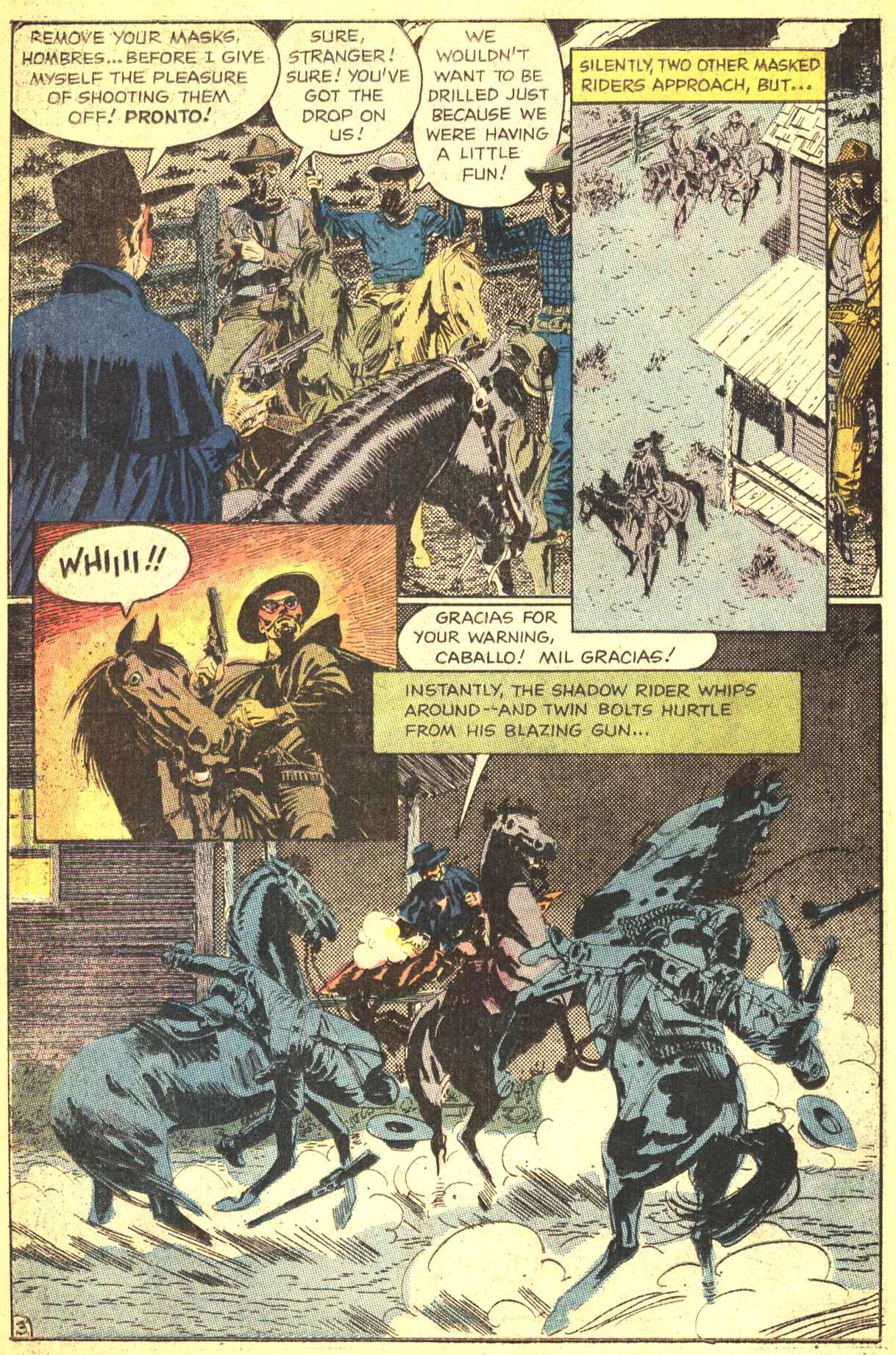 Read online All-Star Western (1970) comic -  Issue #4 - 20