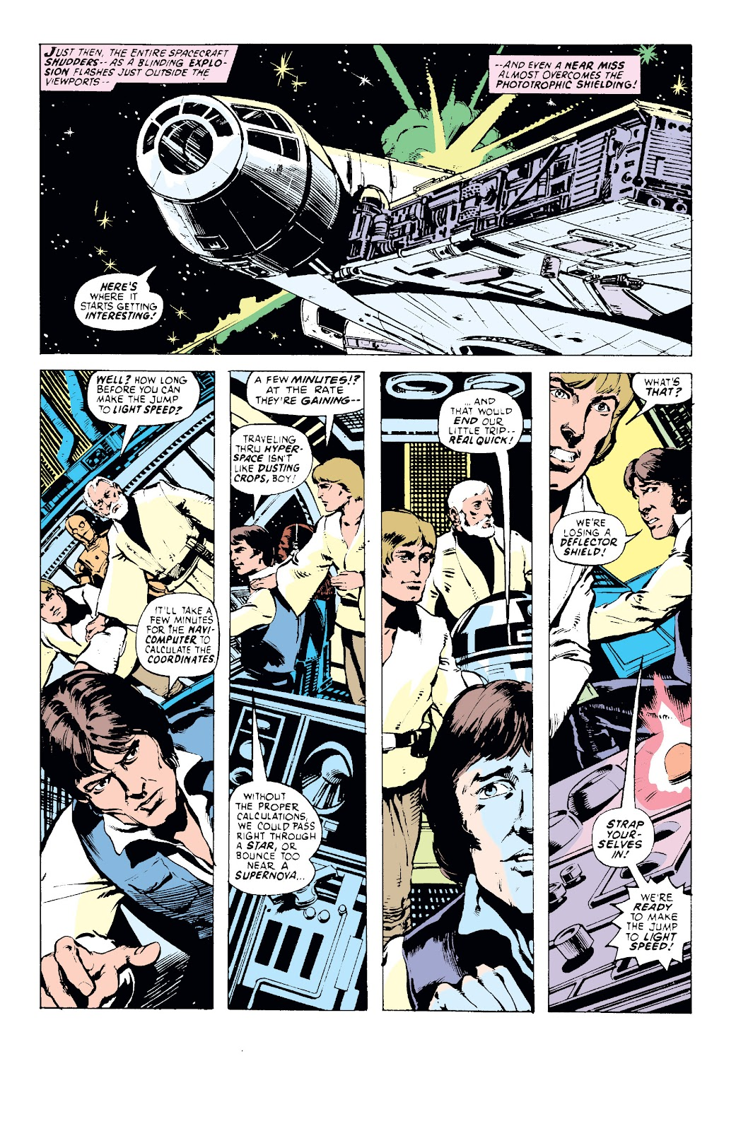 Read online Star Wars Legends: The Original Marvel Years - Epic Collection comic -  Issue # TPB 1 (Part 1) - 41