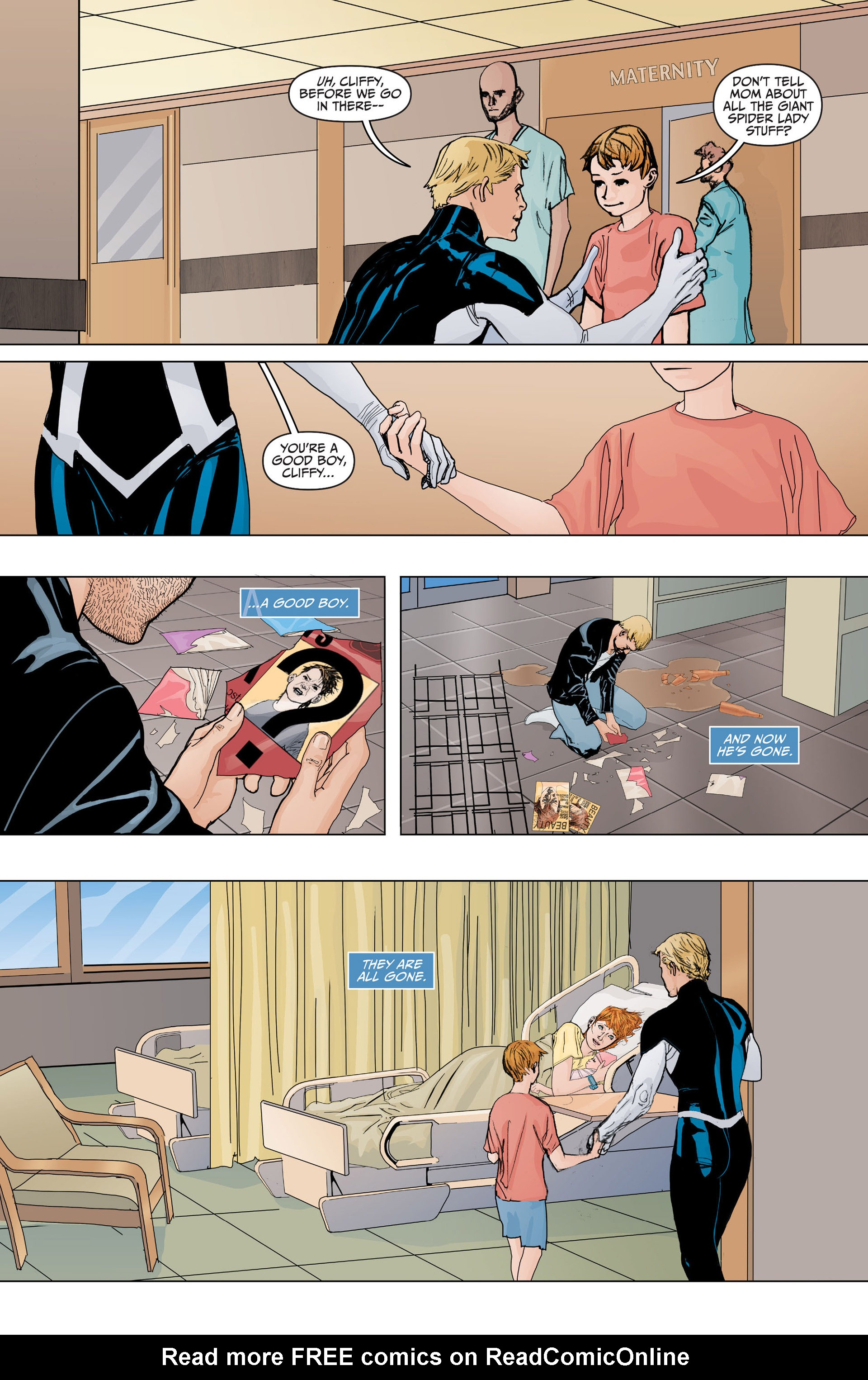 Read online Animal Man (2011) comic -  Issue #Animal Man (2011) _Annual 2 - 29