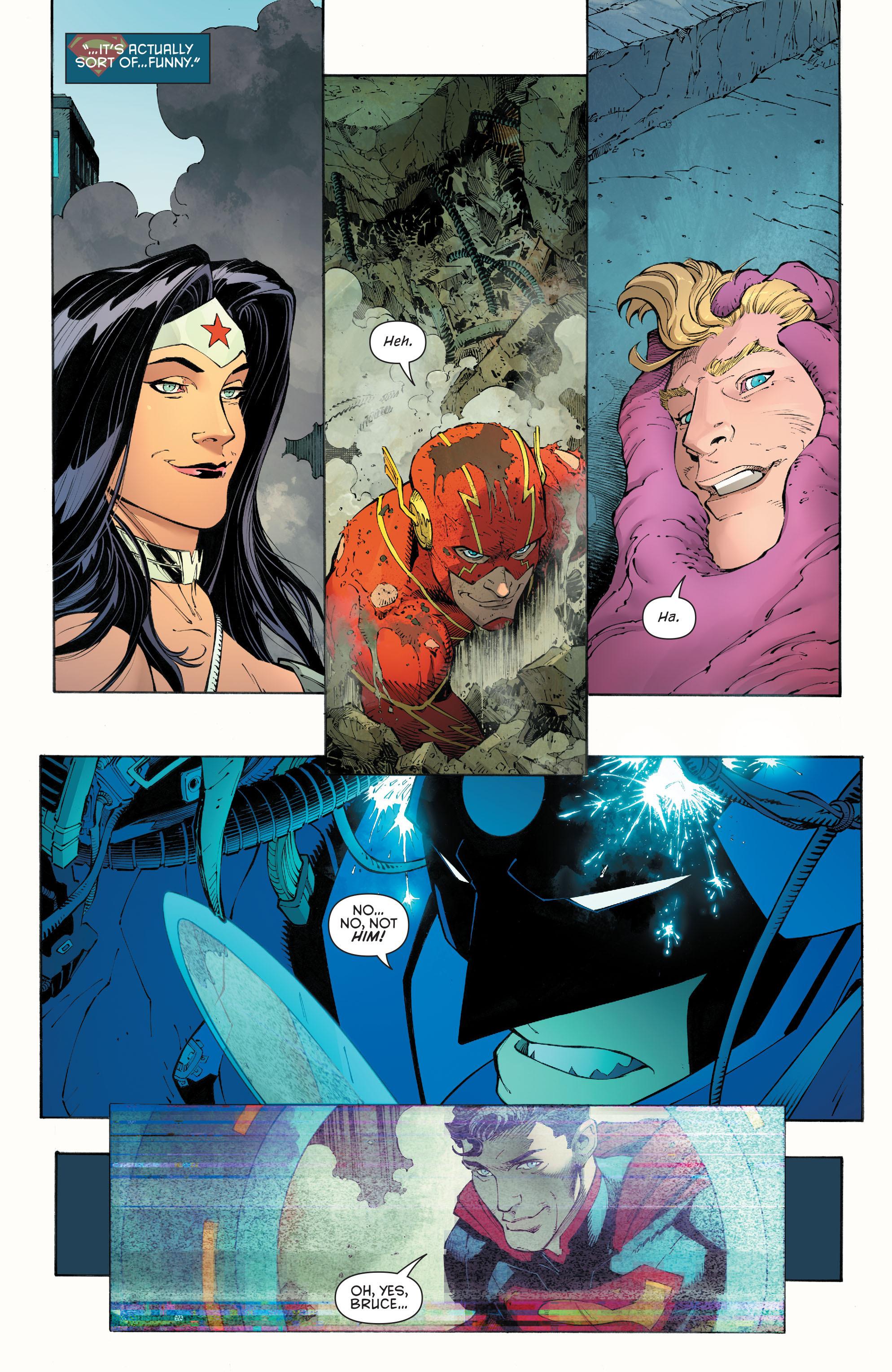 Read online Batman (2011) comic -  Issue # _TPB 7 - 27