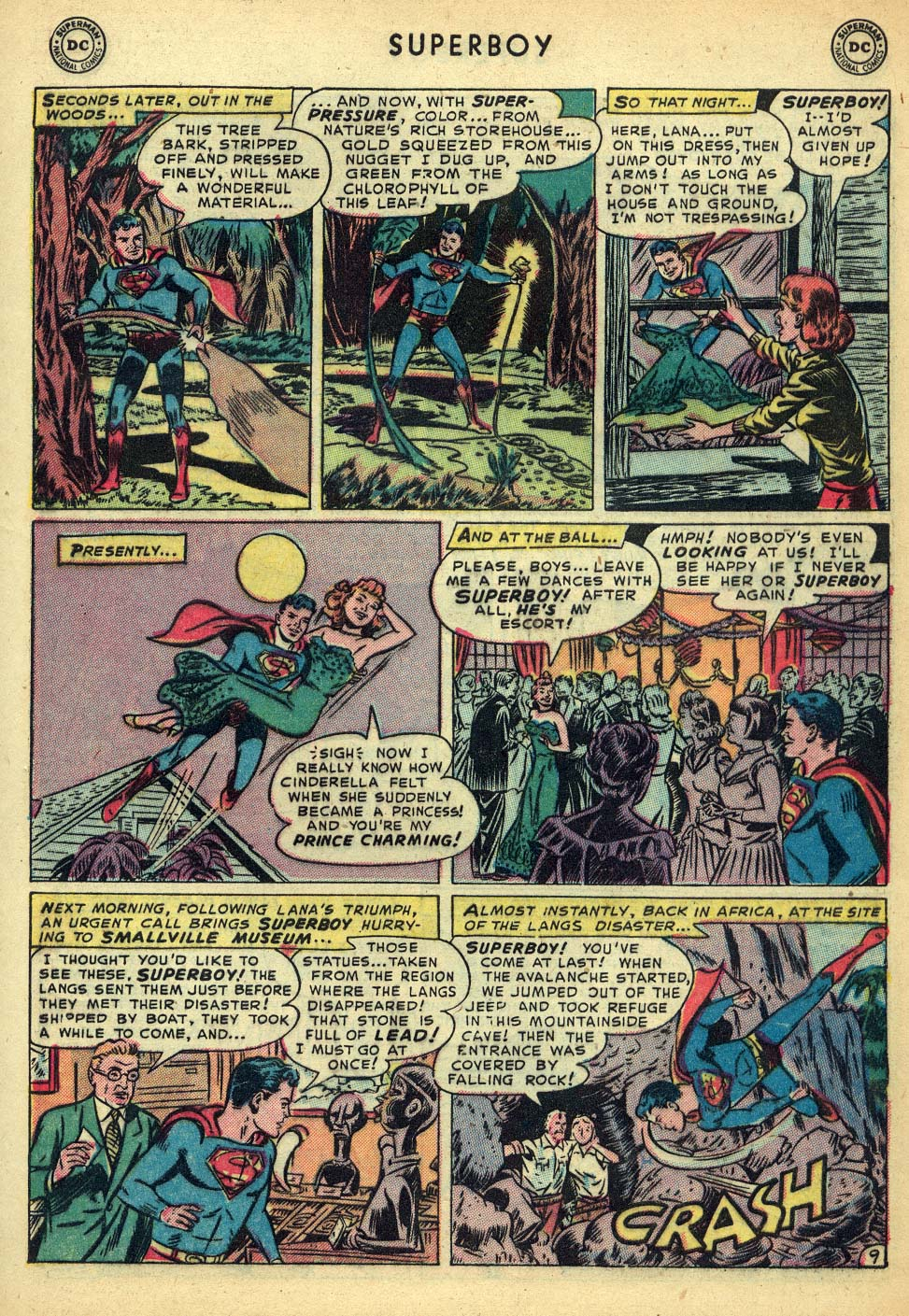 Superboy (1949) issue 25 - Page 36