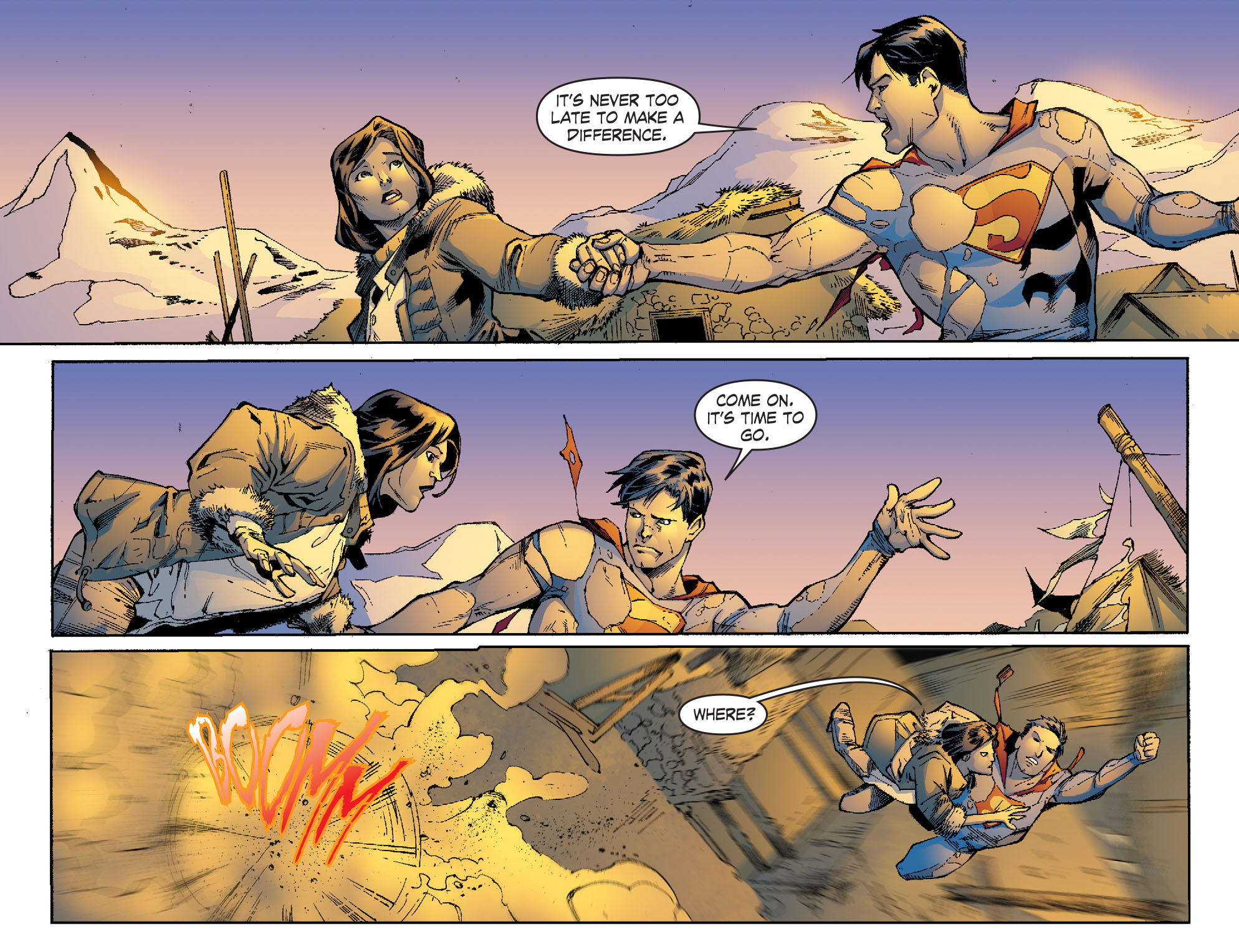 Read online Smallville: Continuity comic -  Issue #1 - 21