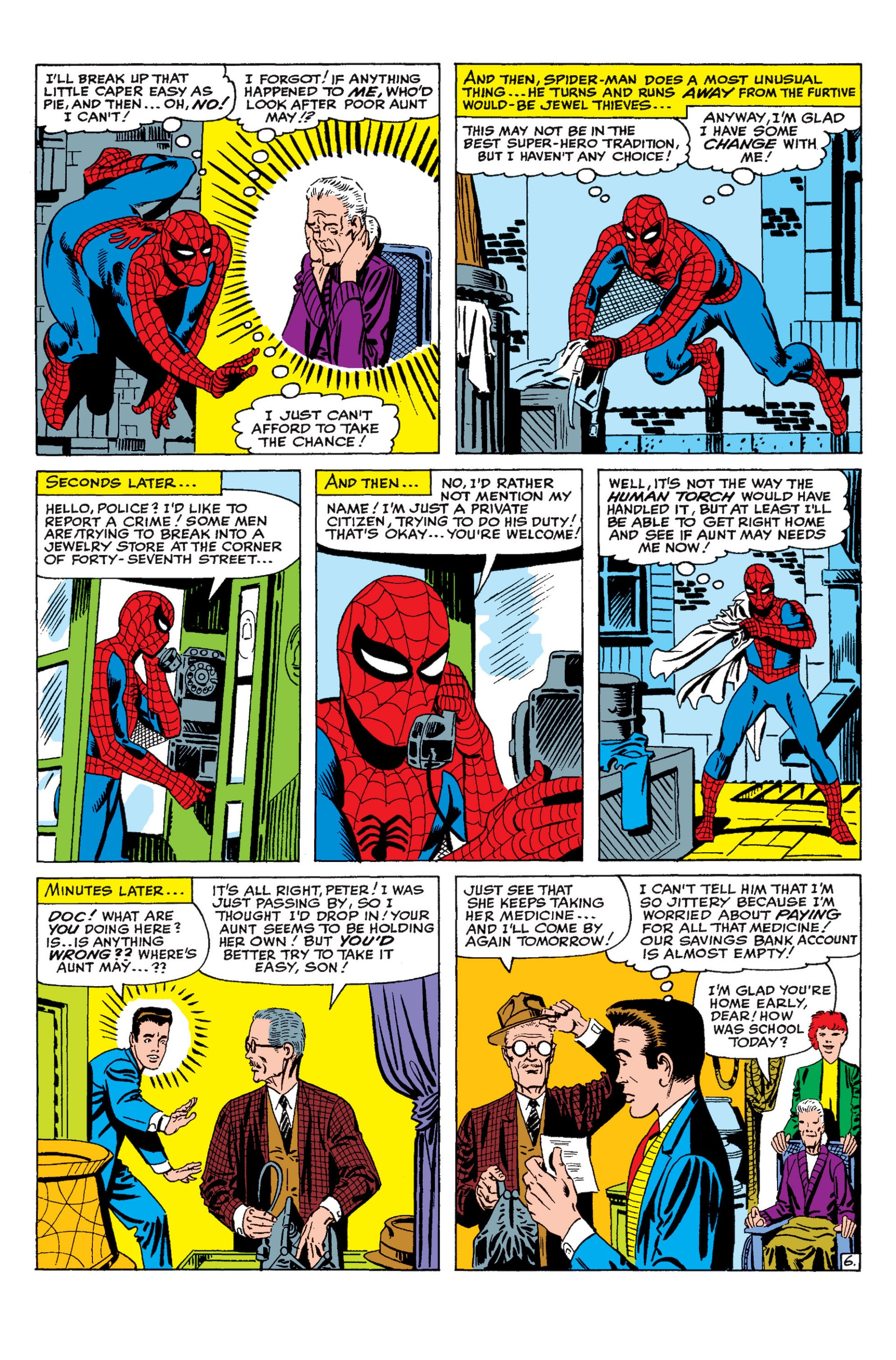 The Amazing Spider-Man (1963) 18 Page 6