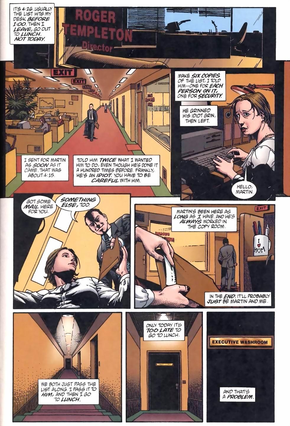 Read online Flinch comic -  Issue #12 - 19