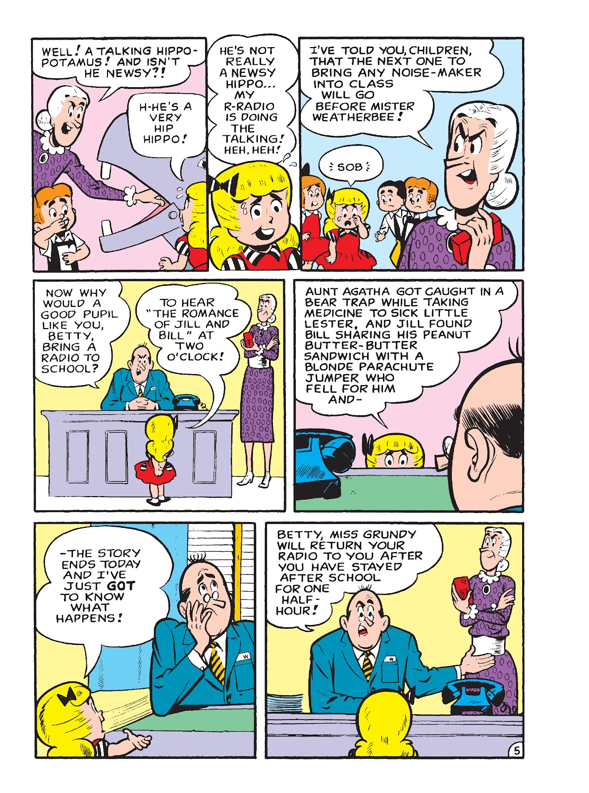 Betty and Veronica Double Digest issue 290 - Page 157