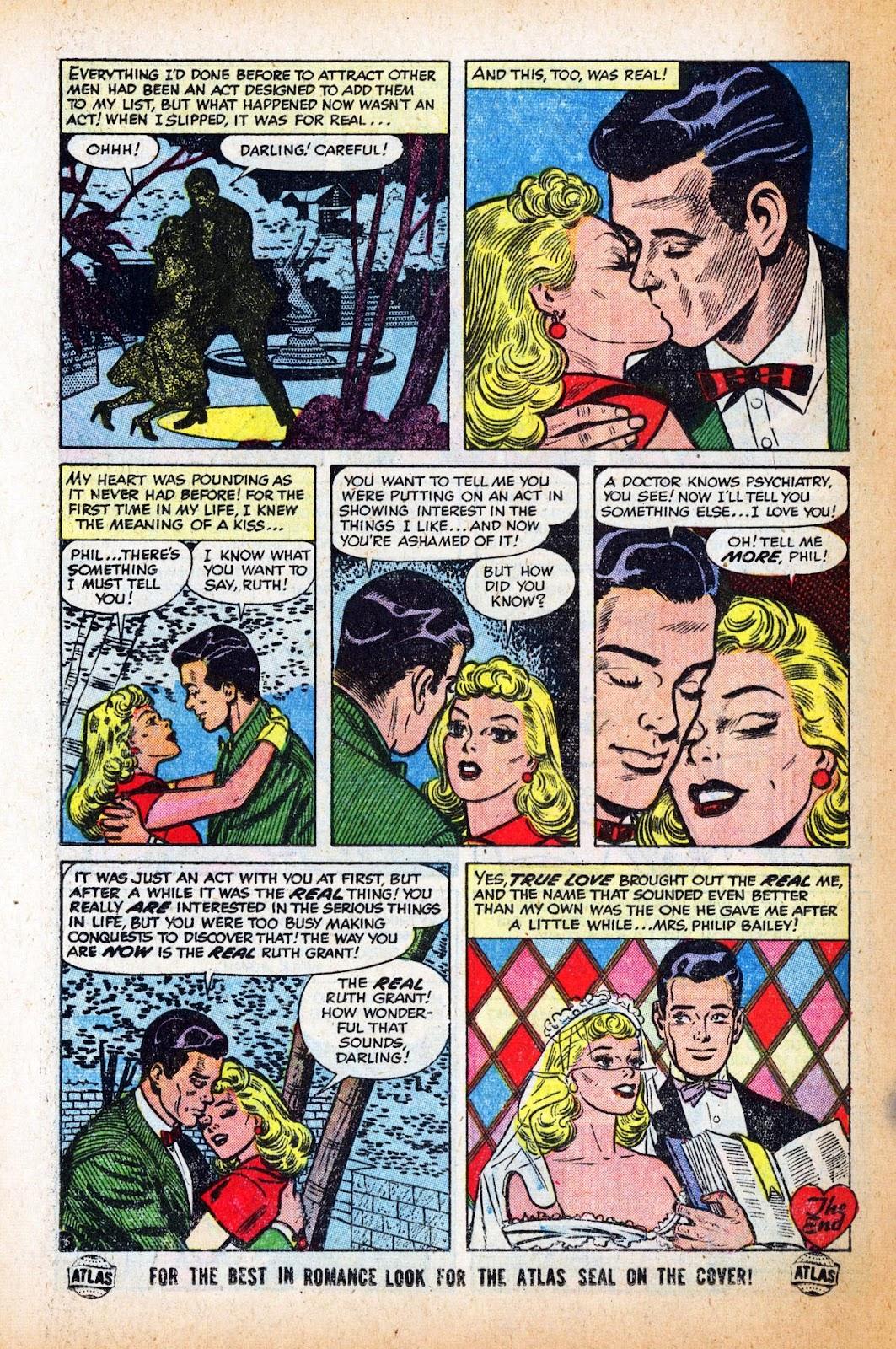 Love Romances (1949) issue 47 - Page 24