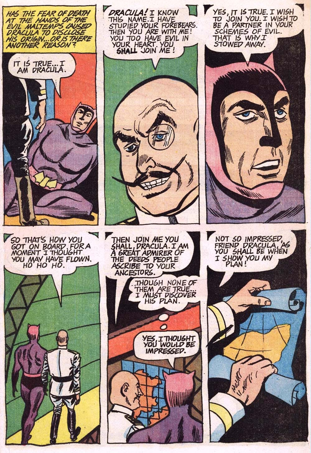 Dracula (1962) issue 3 - Page 17