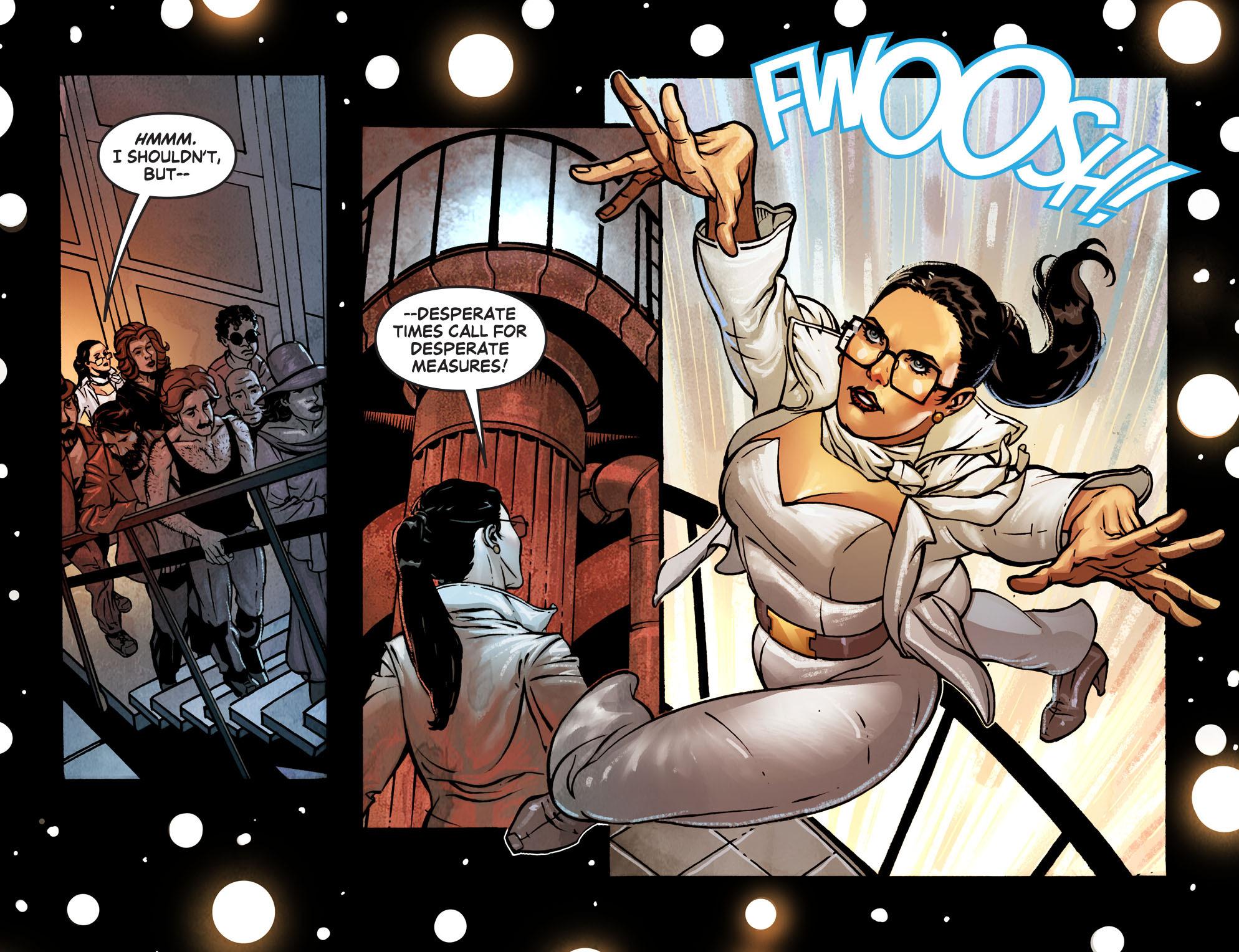 Read online Wonder Woman '77 [I] comic -  Issue #1 - 19