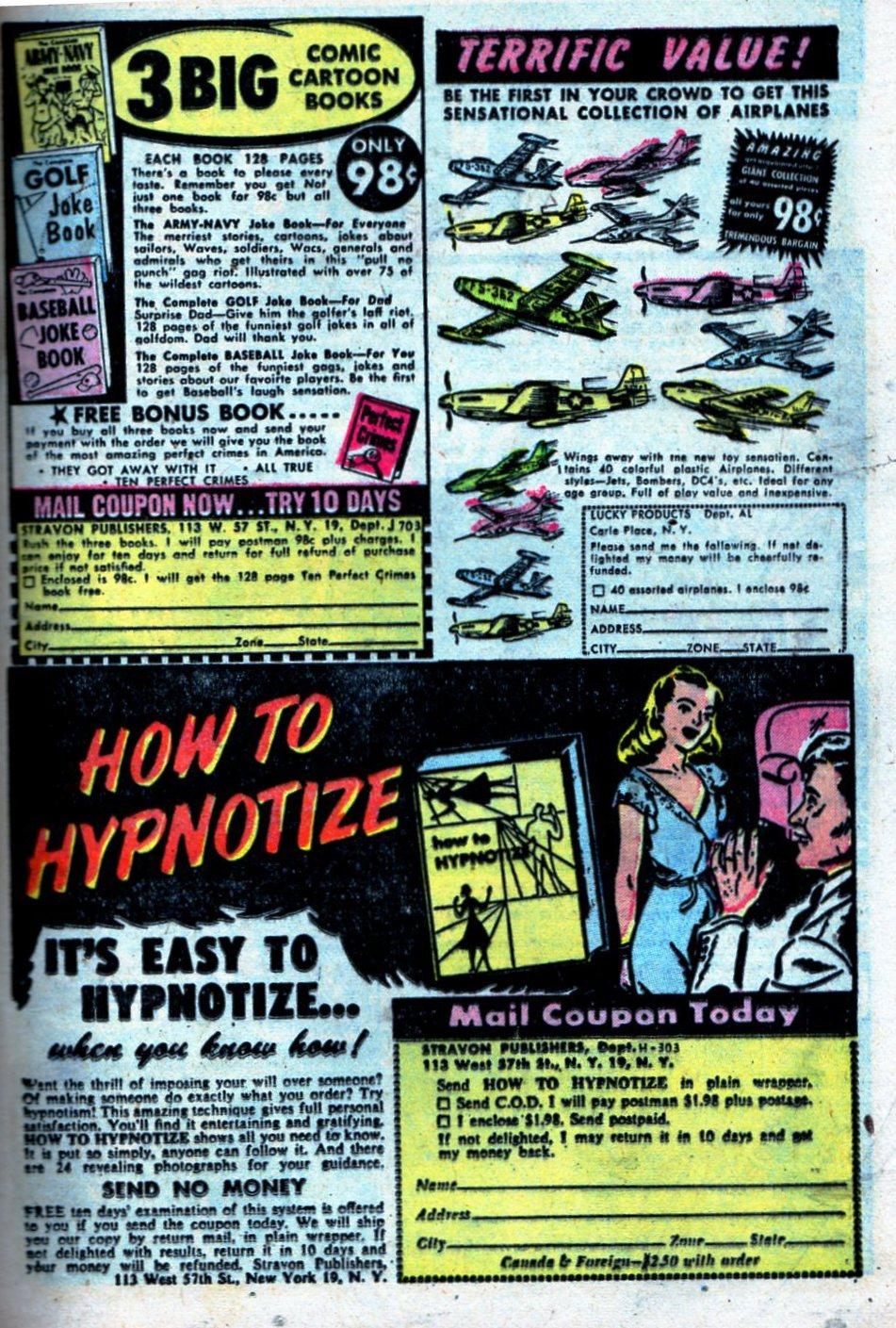 Read online Adventures into Weird Worlds comic -  Issue #27 - 18