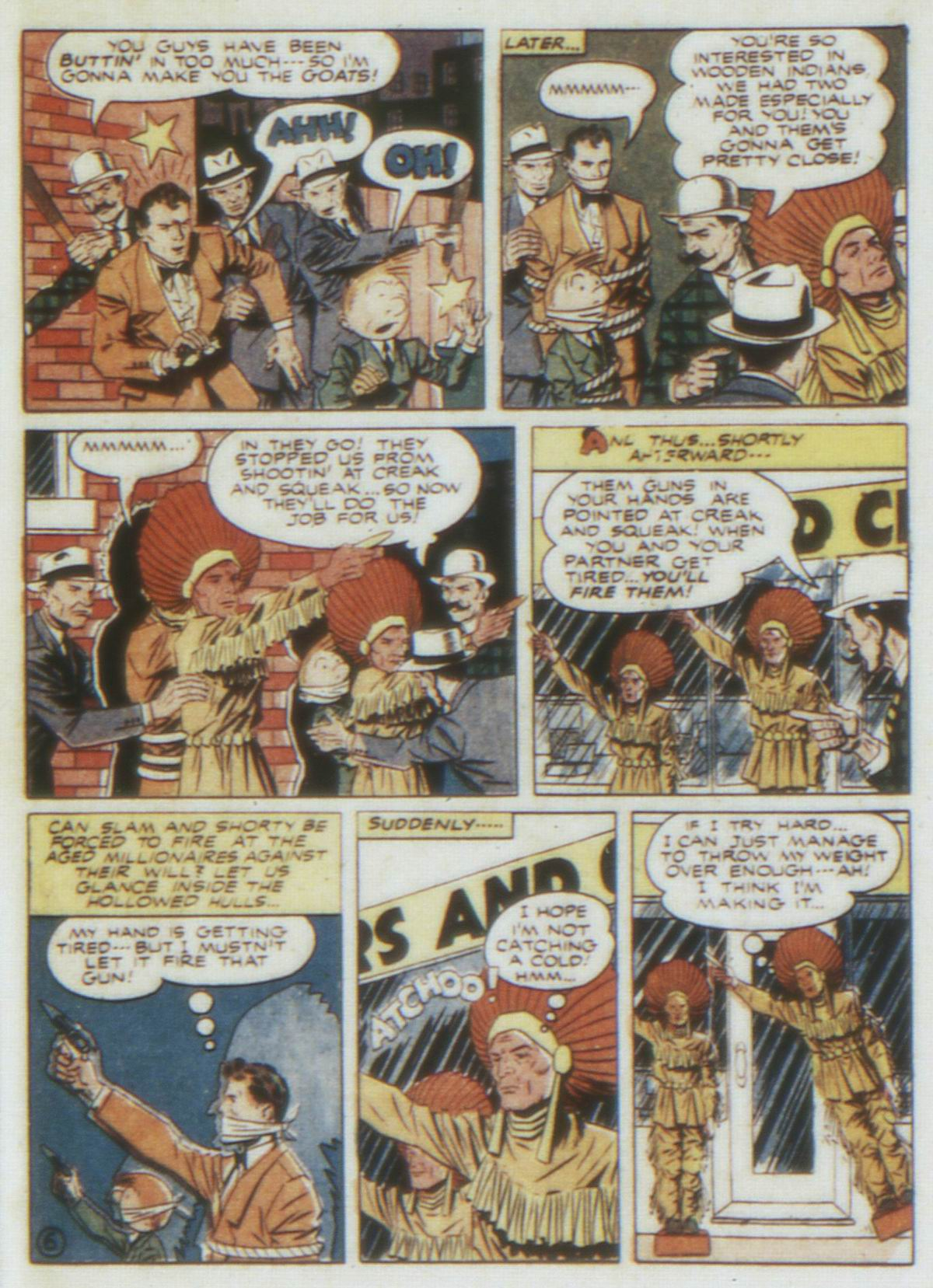 Read online Detective Comics (1937) comic -  Issue #74 - 63