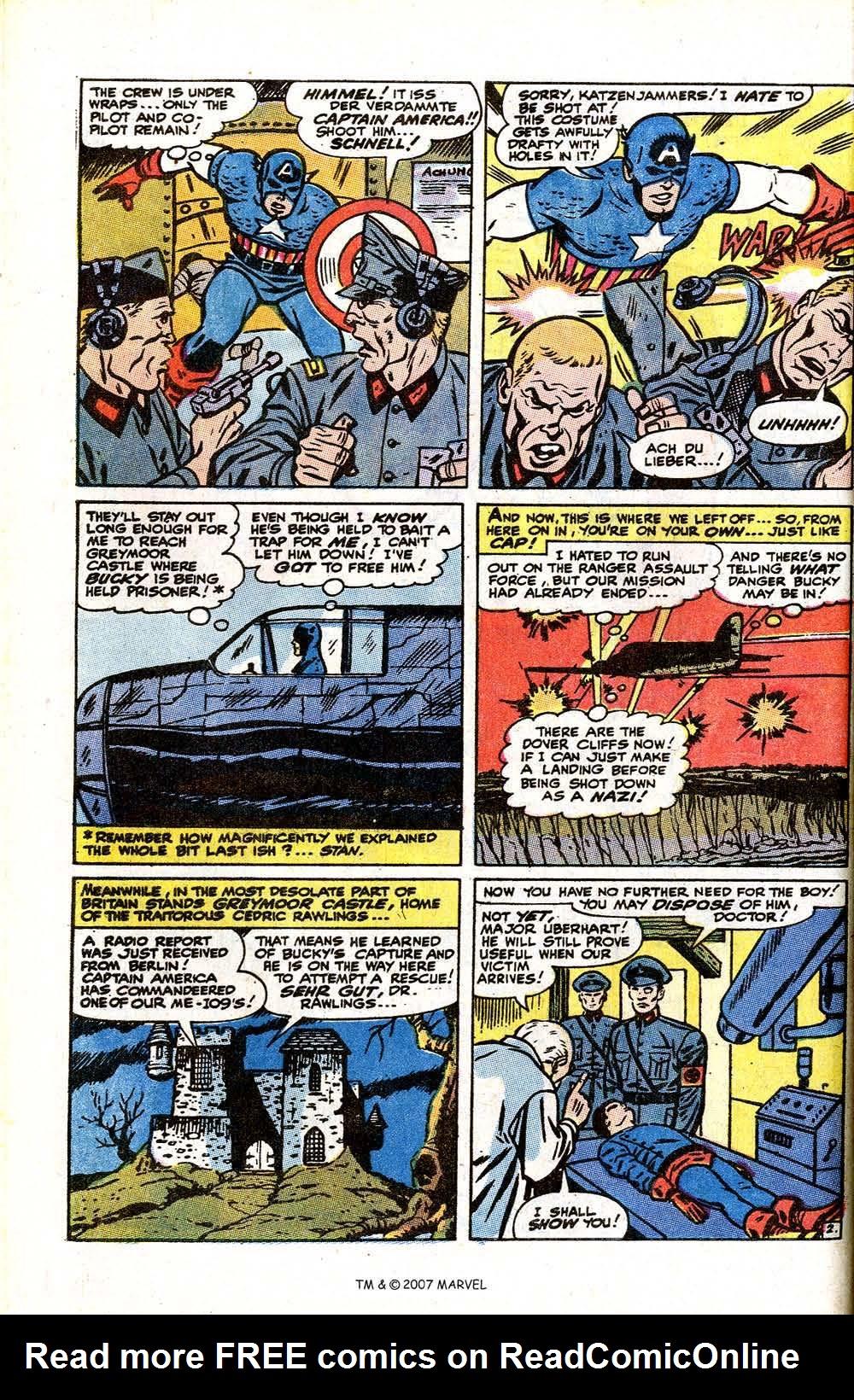 Read online Captain America (1968) comic -  Issue # _Annual 1 - 30