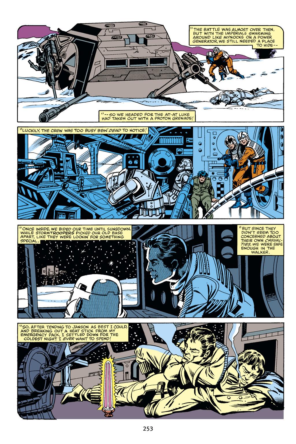 Read online Star Wars Omnibus comic -  Issue # Vol. 18 - 238