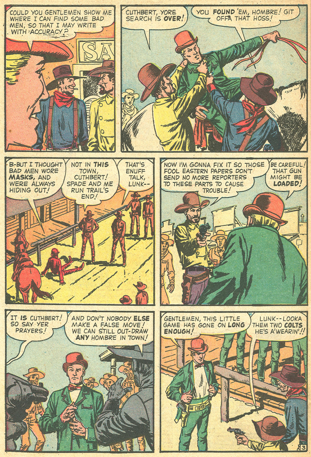 Read online Two-Gun Kid comic -  Issue #50 - 30