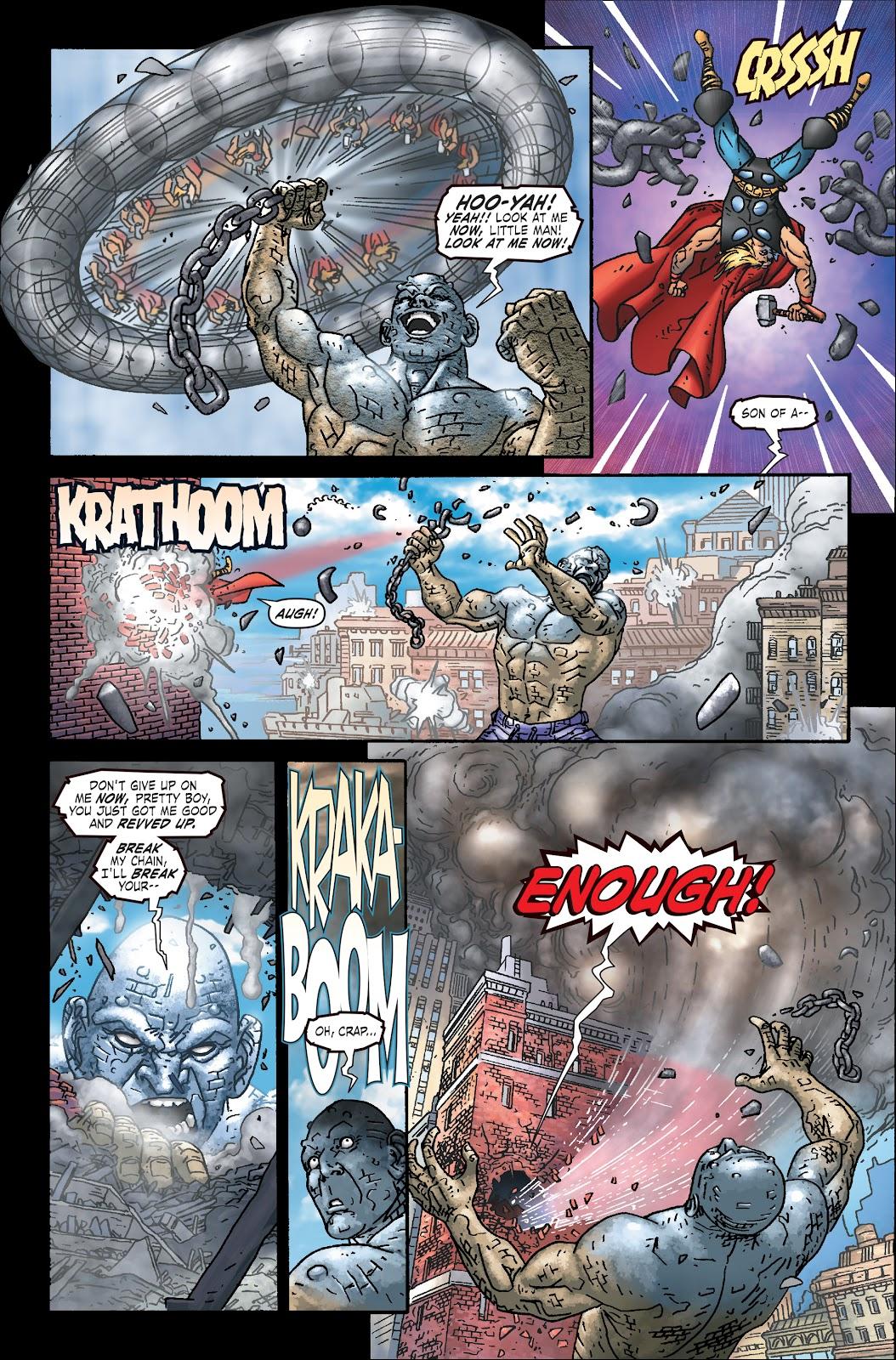 Read online Thor: Ragnaroks comic -  Issue # TPB (Part 1) - 10