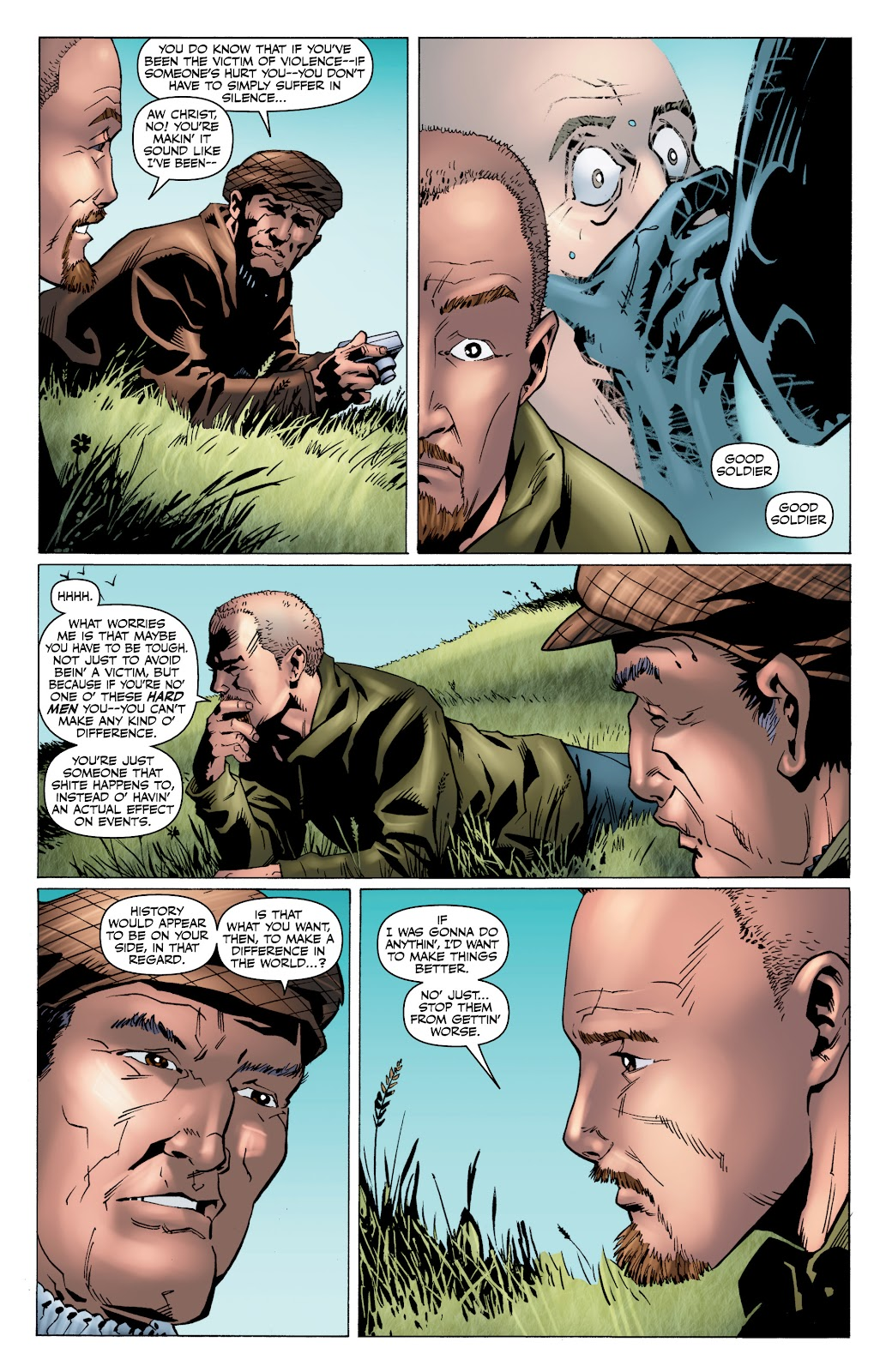 Read online The Boys Omnibus comic -  Issue # TPB 4 (Part 3) - 67