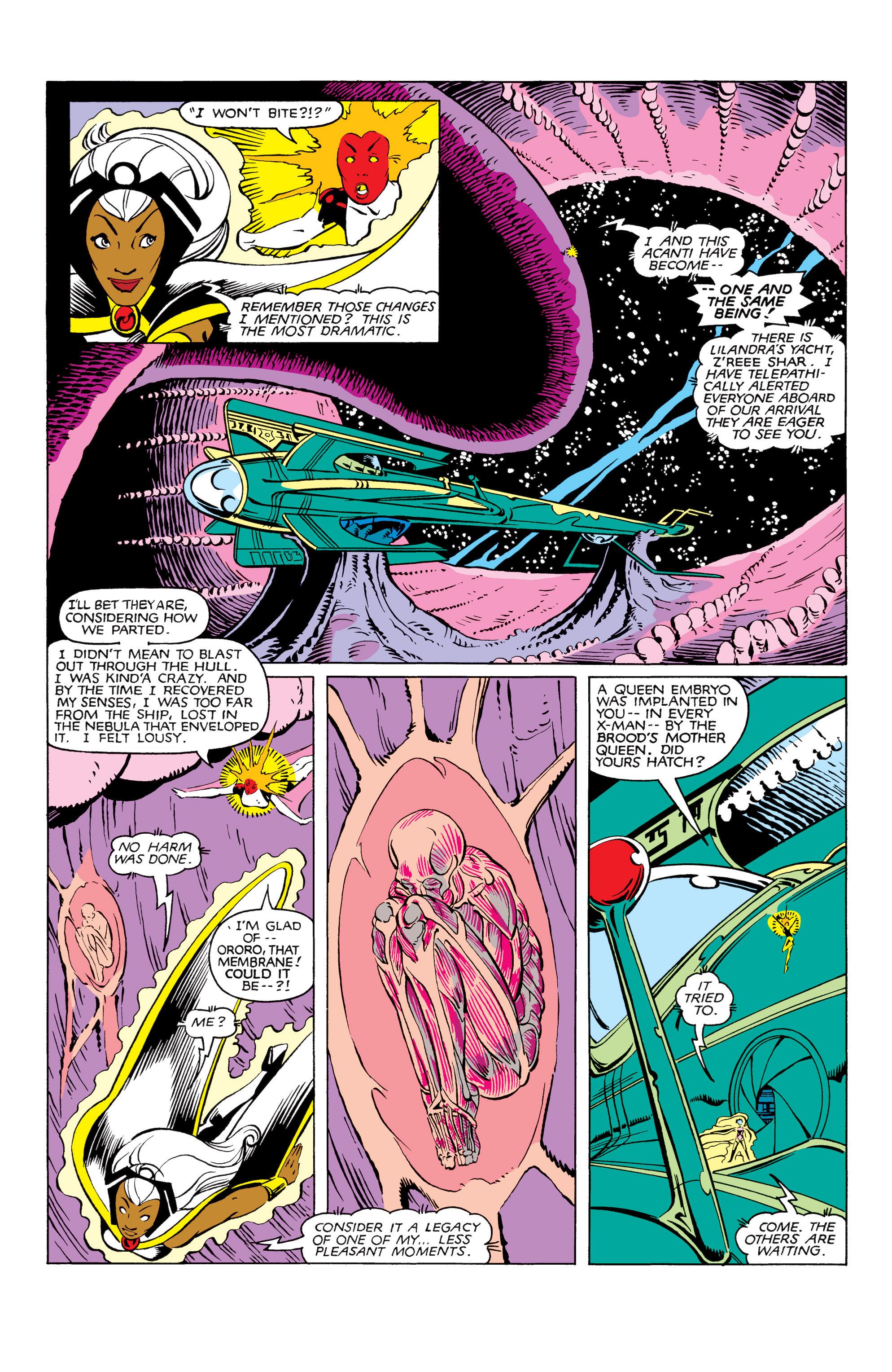 Read online Uncanny X-Men (1963) comic -  Issue #166 - 7