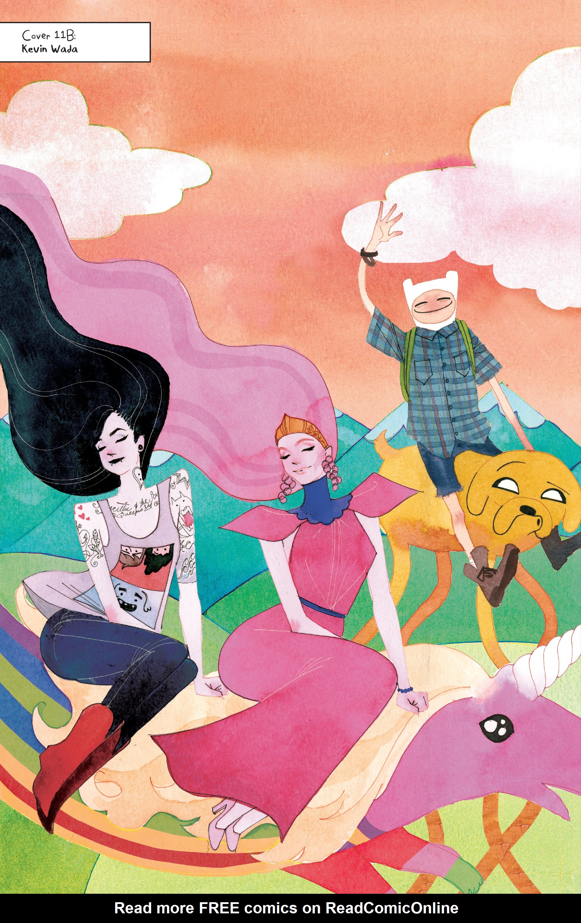 Read online Adventure Time comic -  Issue #Adventure Time _TPB 3 - 92
