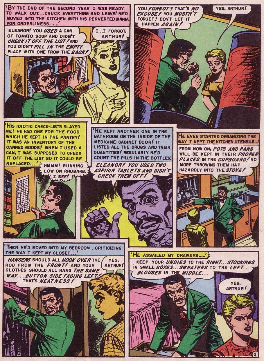 Read online Shock SuspenStories comic -  Issue #1 - 6