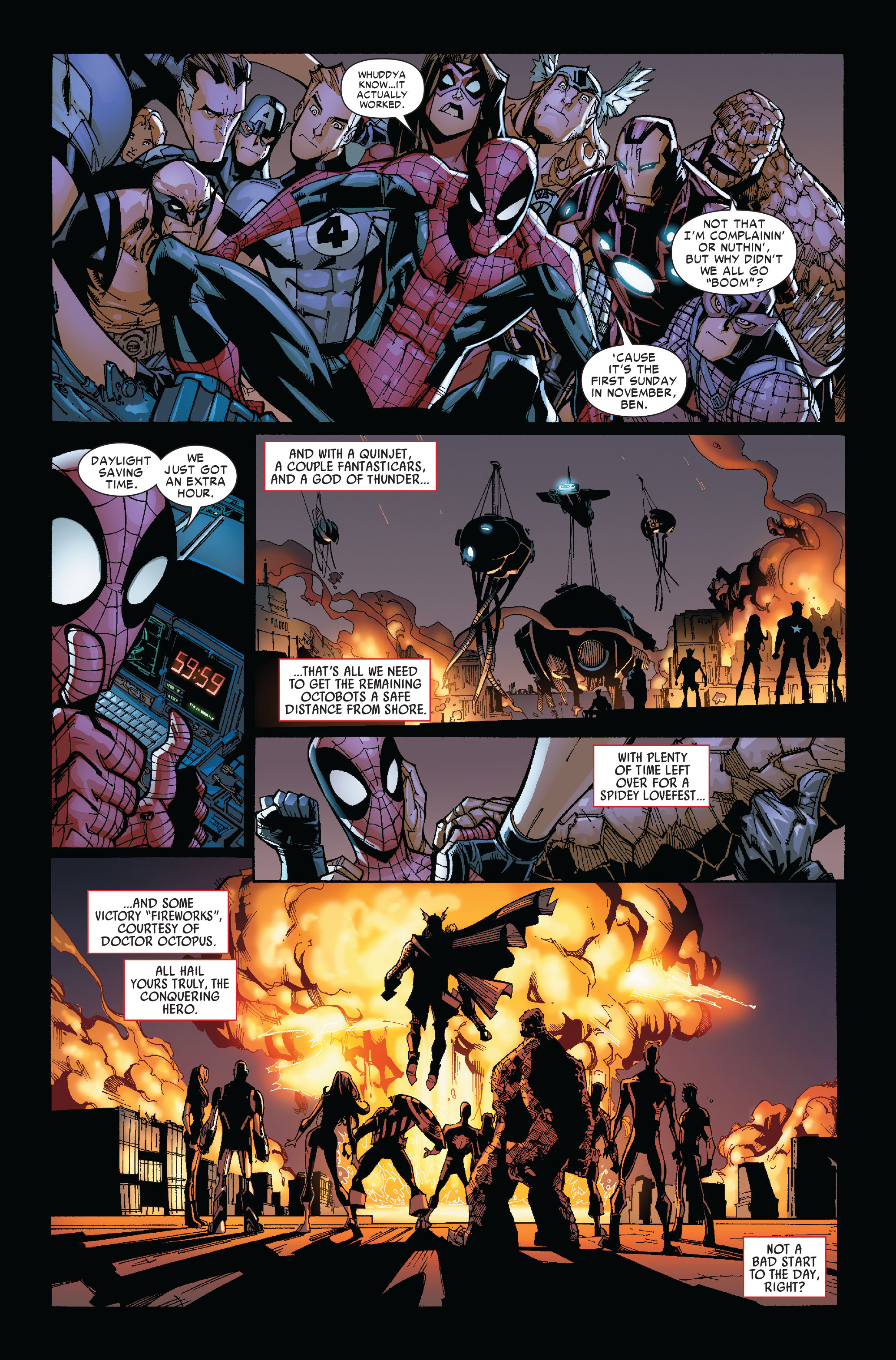 The Amazing Spider-Man (1963) 648 Page 15