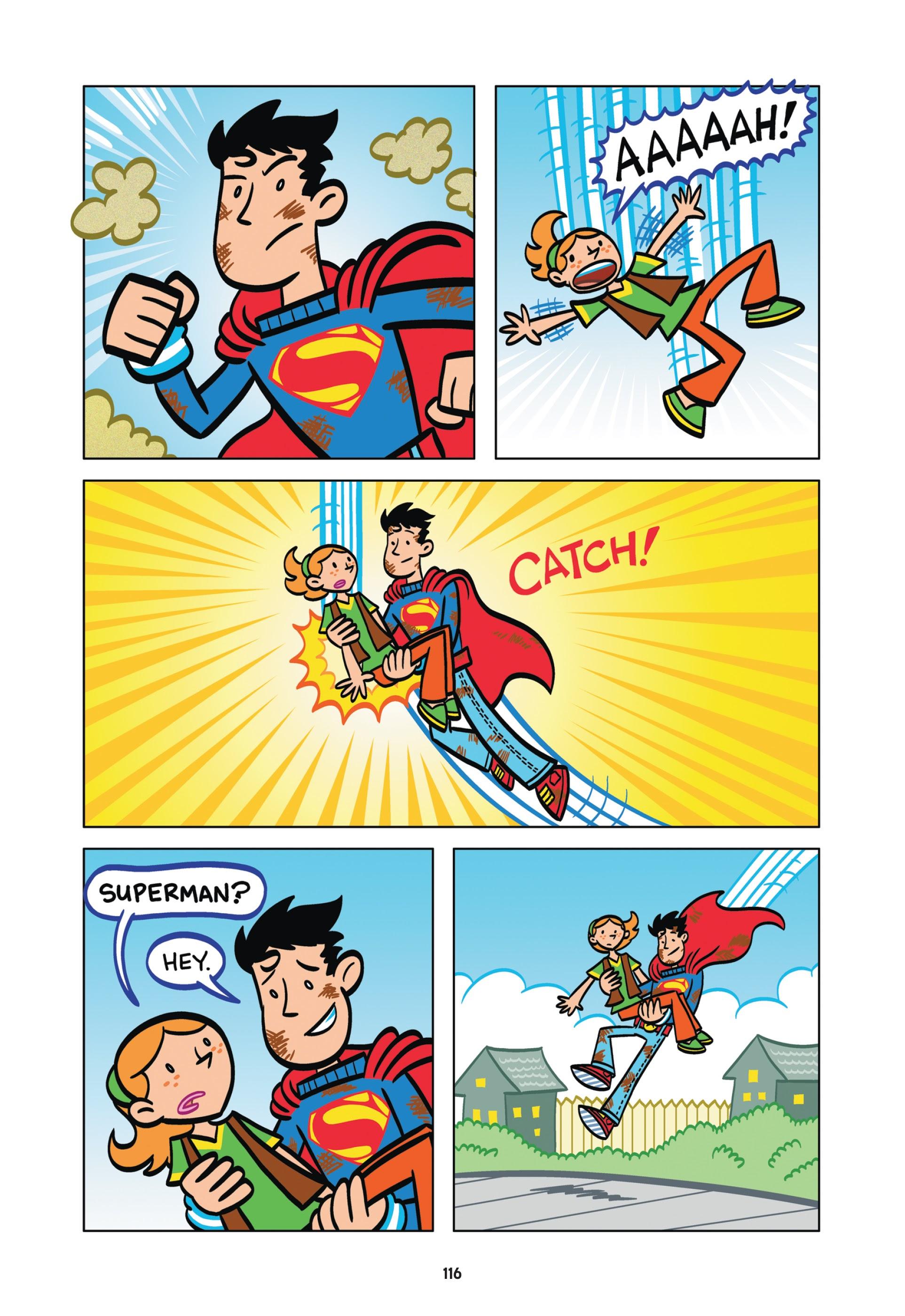 Superman of Smallville #TPB #1 - English 115