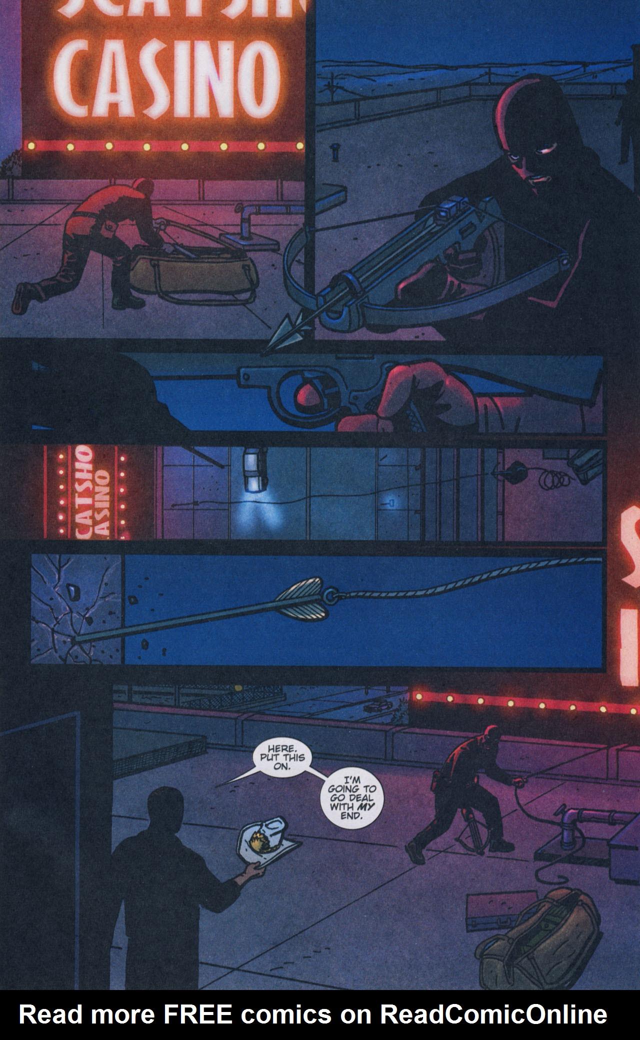 Read online The Exterminators comic -  Issue #17 - 21