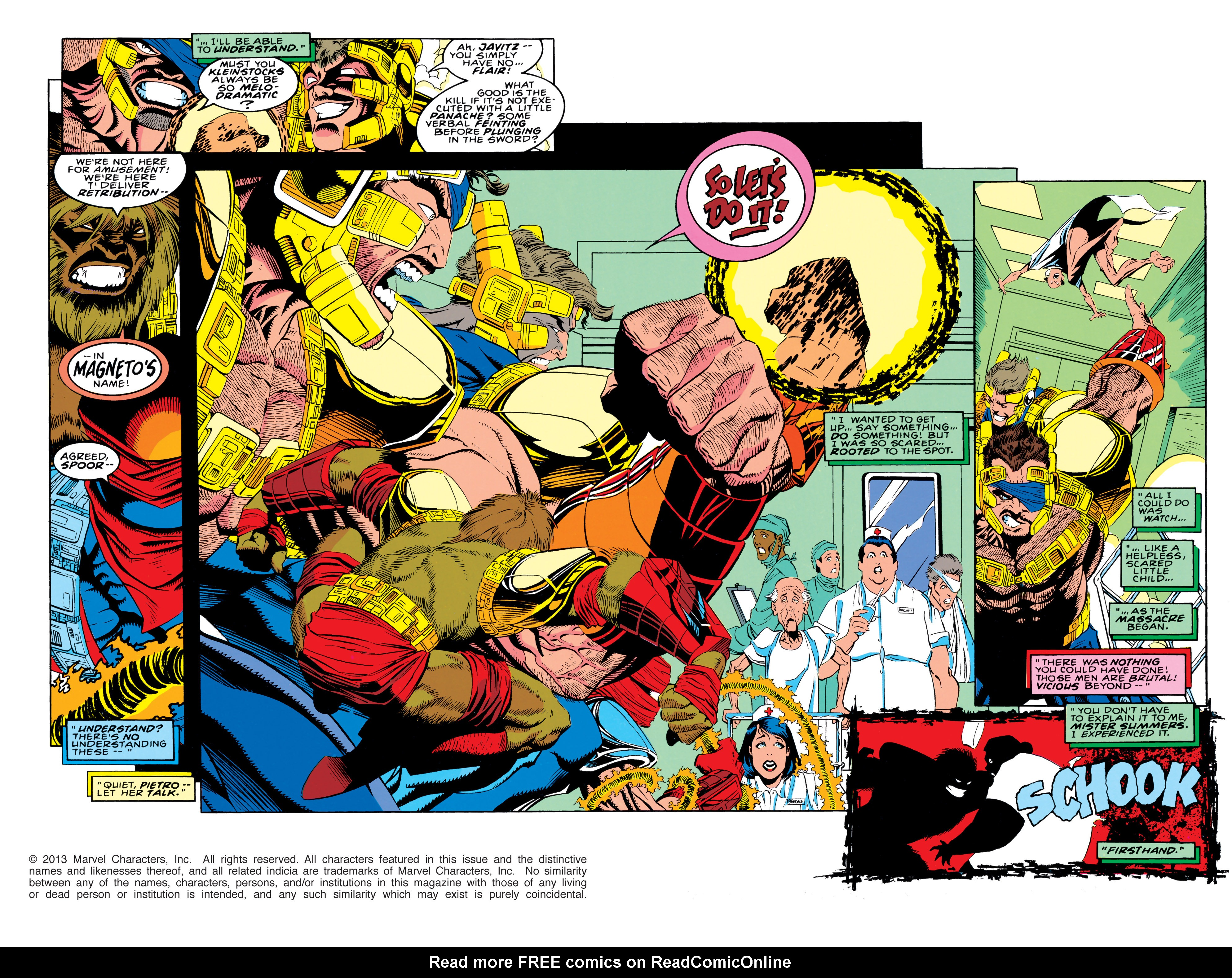 Read online X-Factor (1986) comic -  Issue #92 - 3