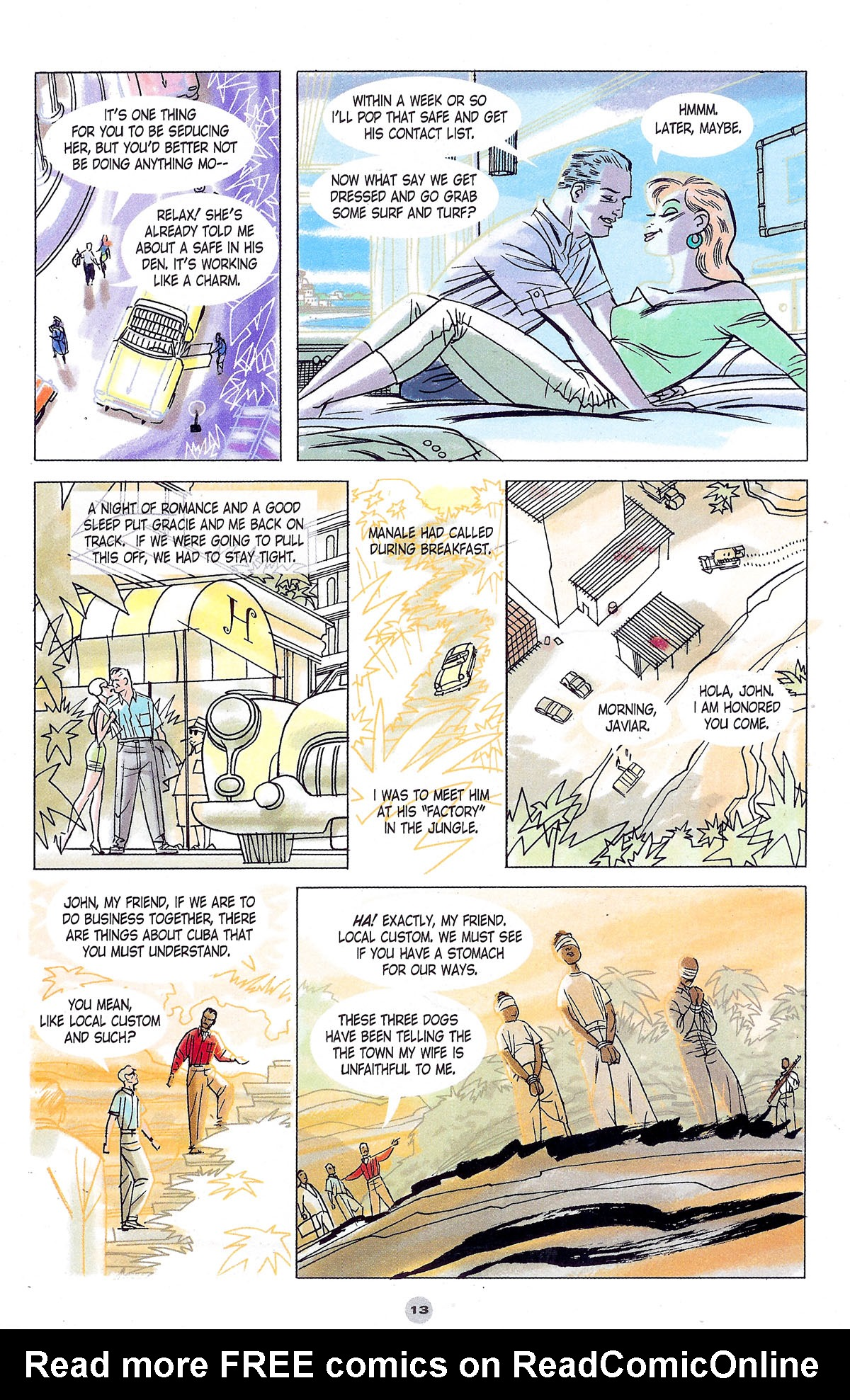 Read online Solo (2004) comic -  Issue #5 - 14