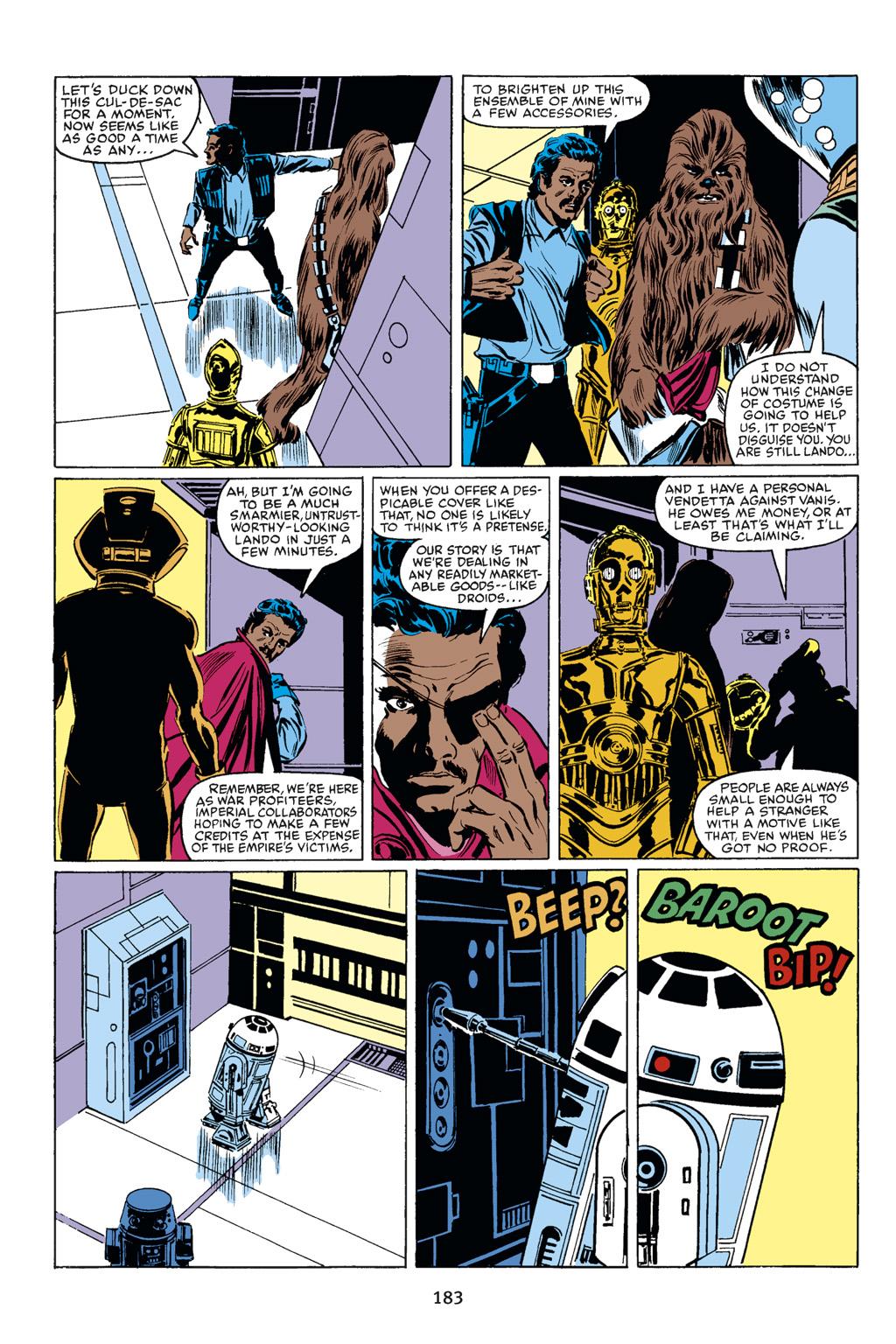 Read online Star Wars Omnibus comic -  Issue # Vol. 18 - 171