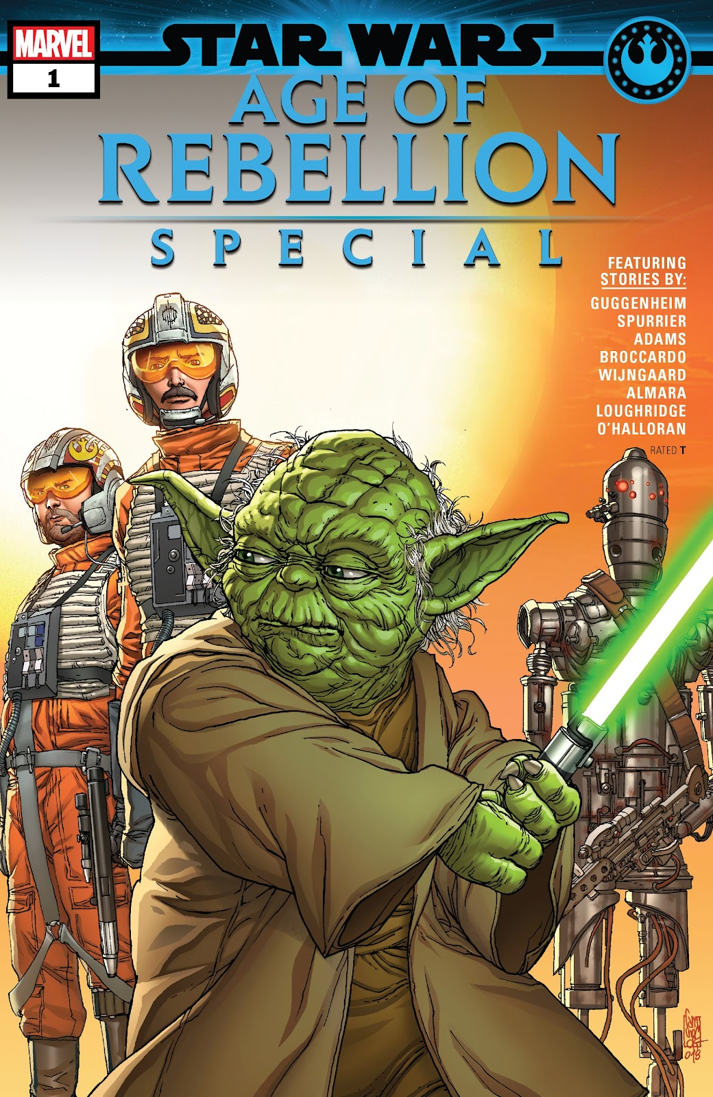 Read online Star Wars: Age of Rebellion Special comic -  Issue # Full - 1