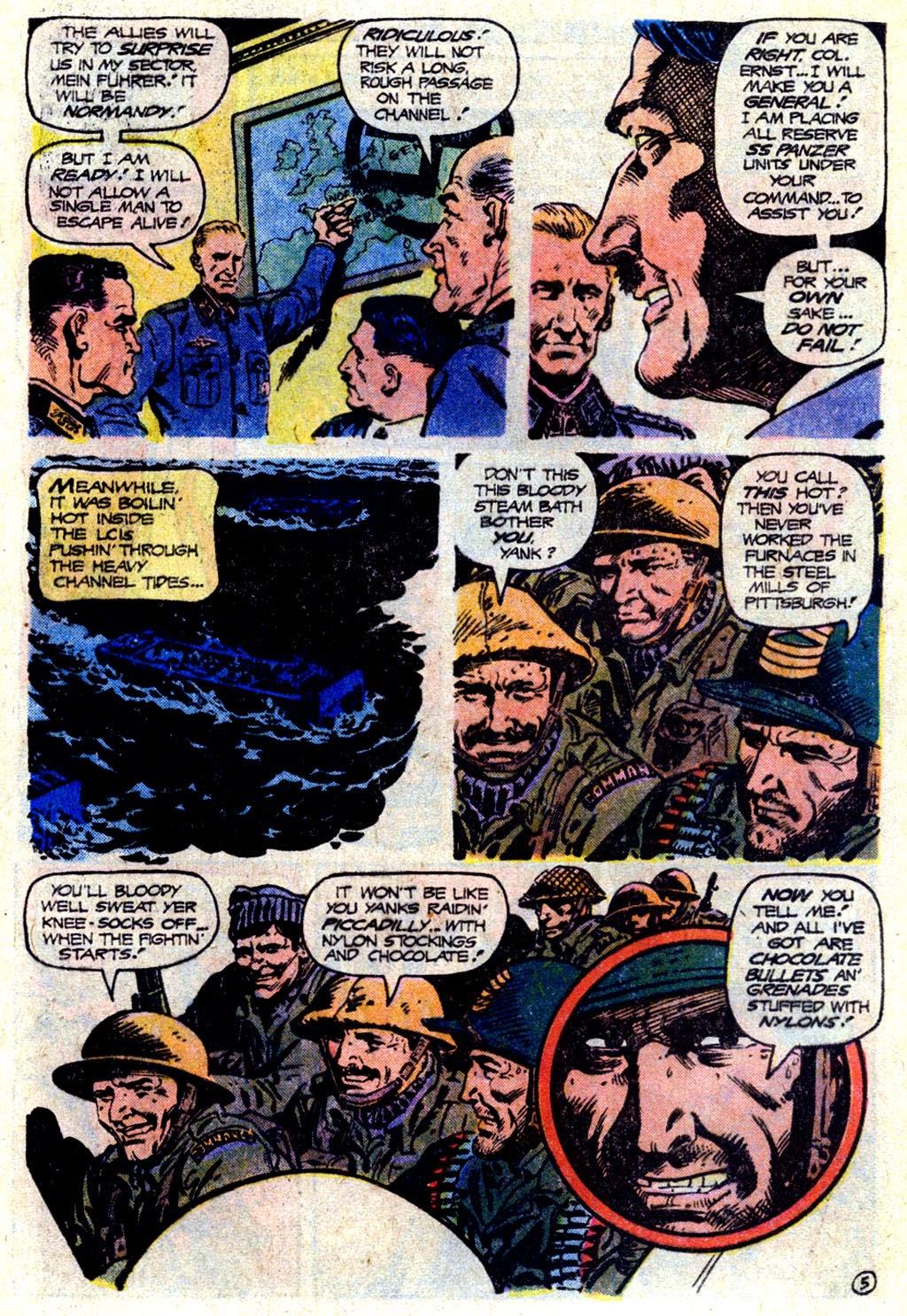 Read online Sgt. Rock comic -  Issue #339 - 7